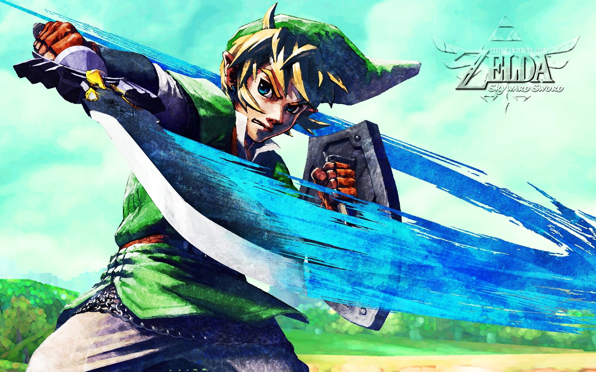 1920x1200 Master Sword - The Legend Of Zelda Wallpaper