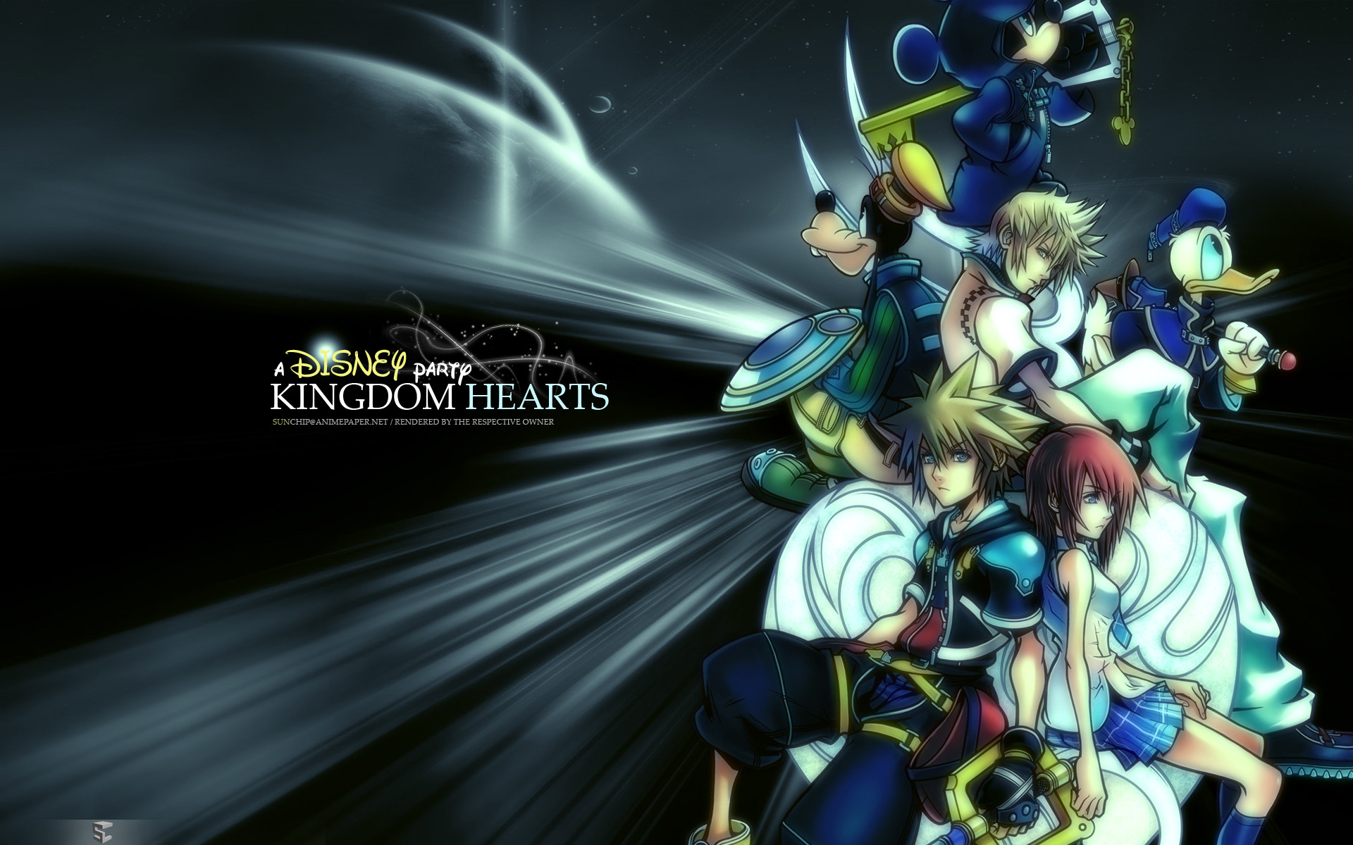 1920x1200 Kingdom Hearts : Free PC Game Desktop Background 04 | Imagez Only