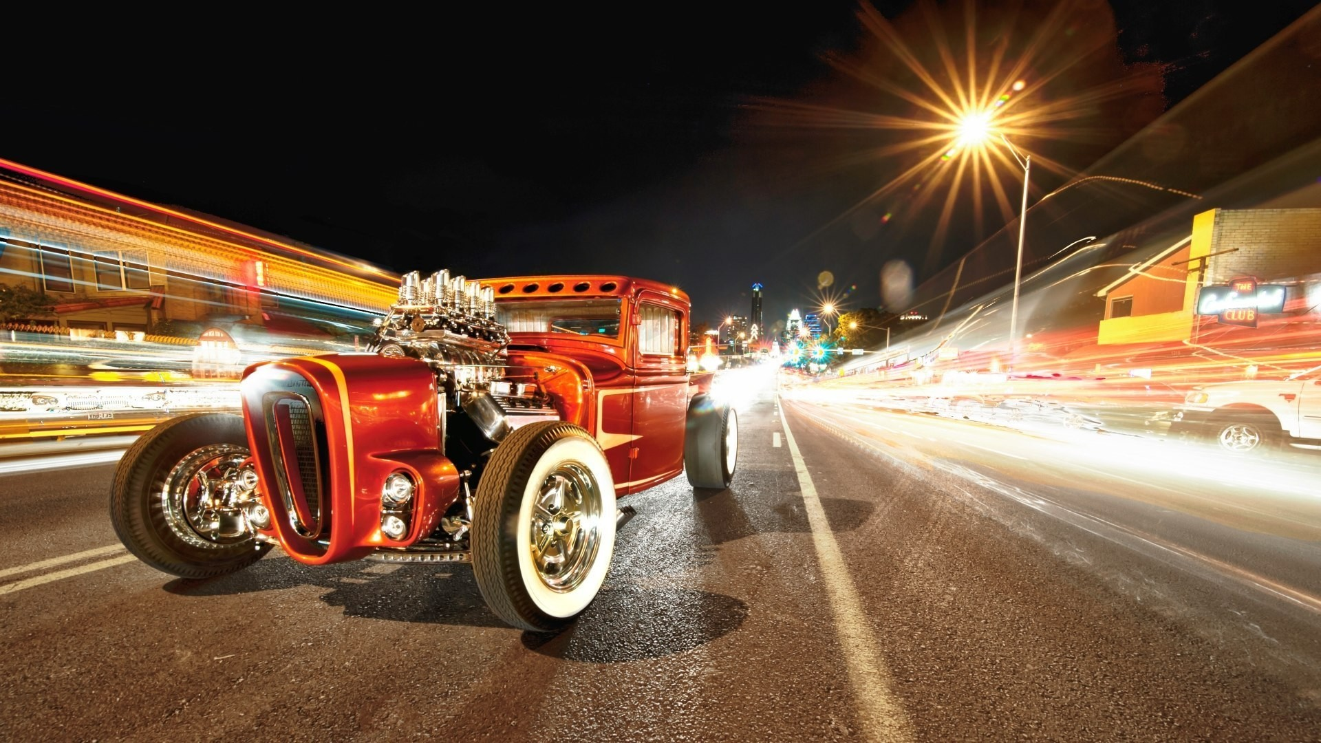1920x1080 Hot rod and muscle car wallpaper dump