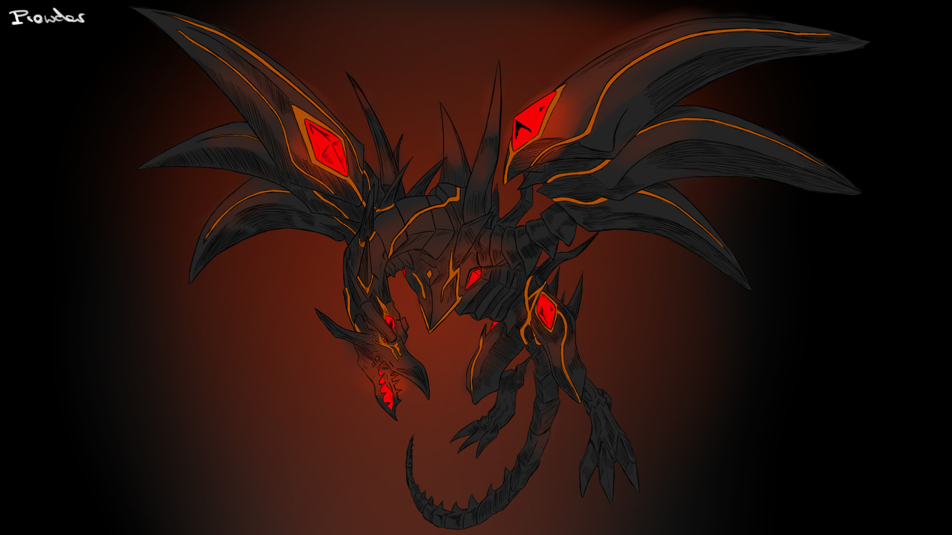 1920x1200 Images For Black Chinese Dragon Wallpaper