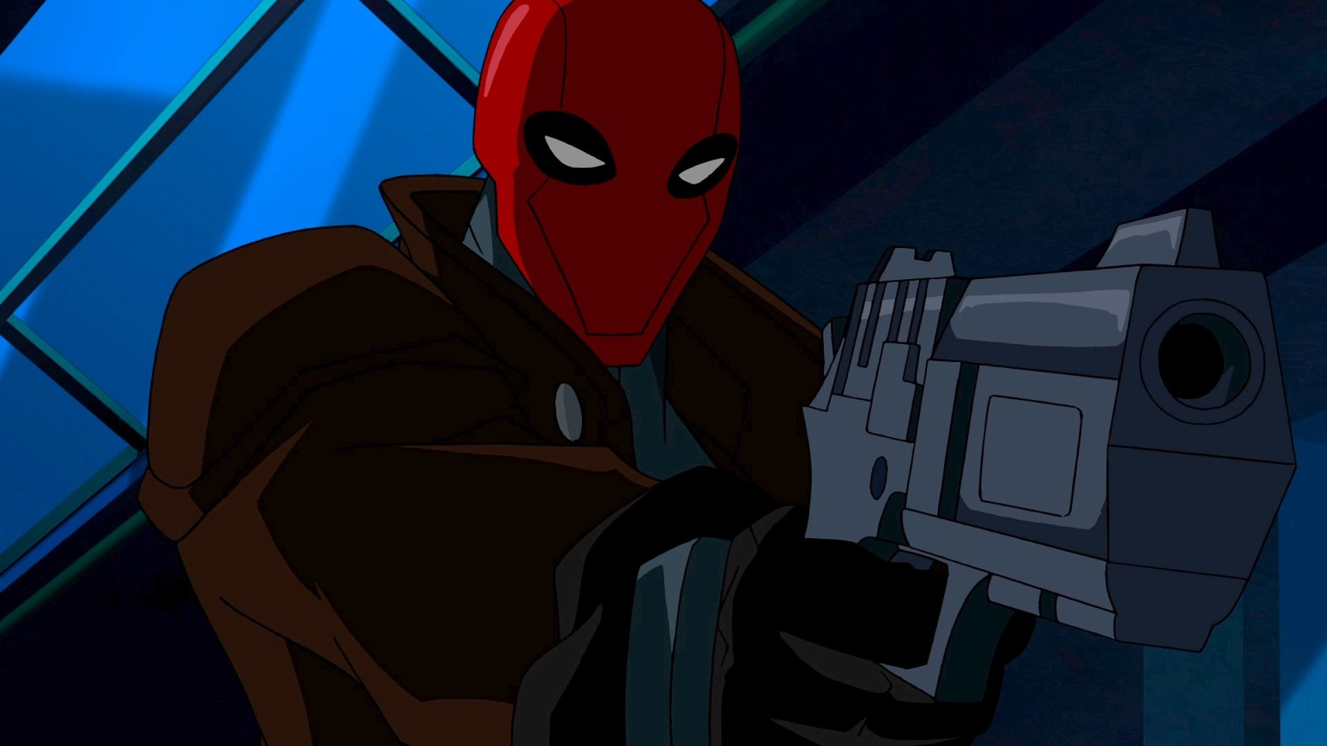 1920x1080 Batman Under The Red Hood Jason Todd