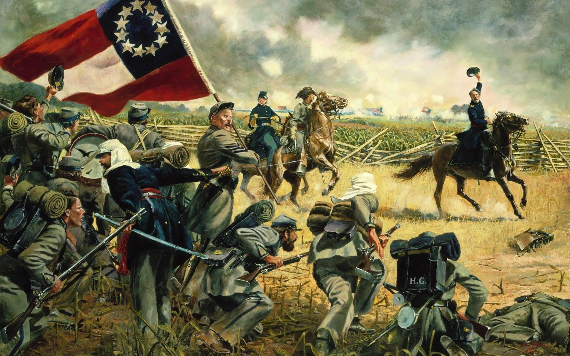 American civil war wallpaper 65 images - Best war wallpapers hd ...