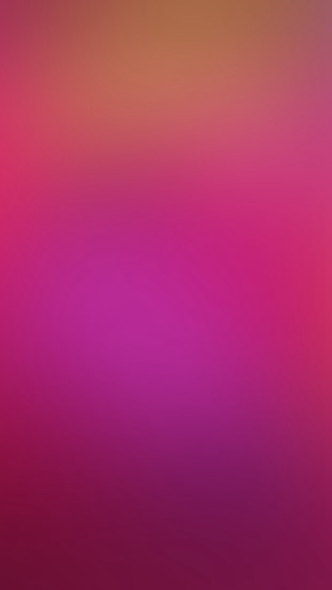 1080x1920 Hot Pink Red Gradation Blur iPhone 6 wallpaper