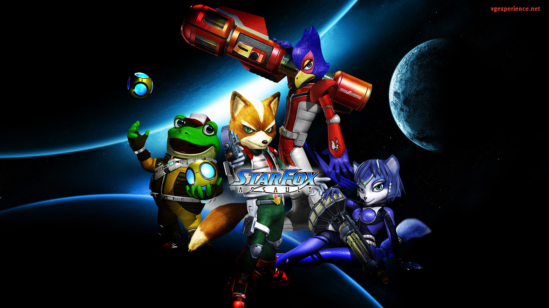 1920x1080 Starfox Widescreen Fox Star Version wallpapers HD free - 163198