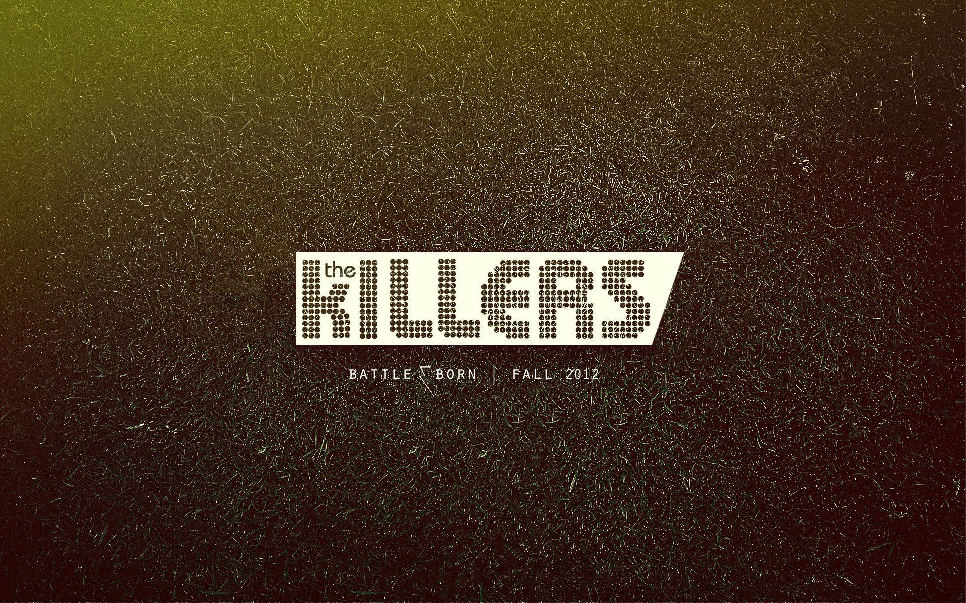1920x1200 The Killers HD Wallpapers