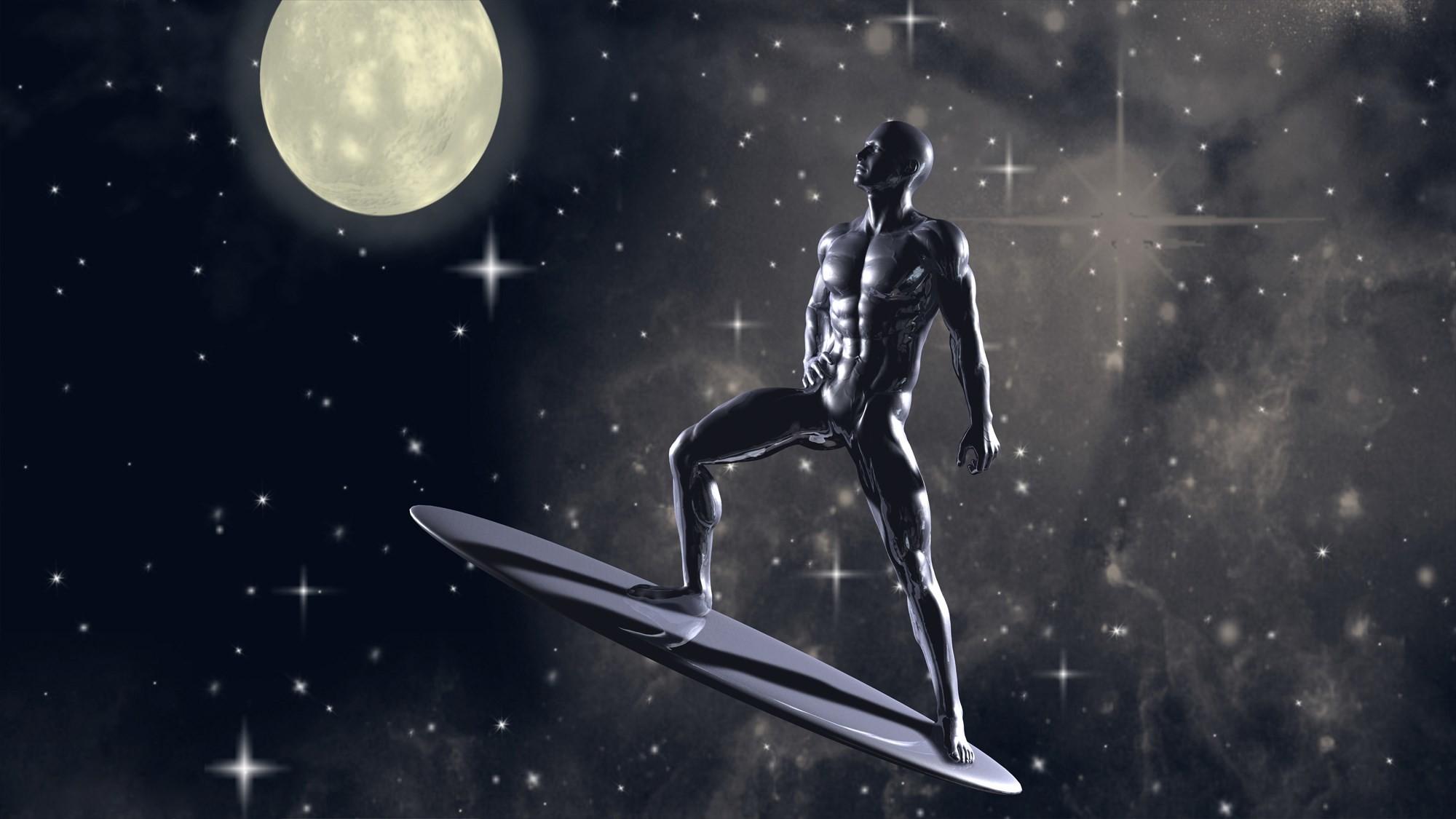 Silver Surfer Wallpaper High Resolution: Silver Surfer Wallpaper (50+ Images