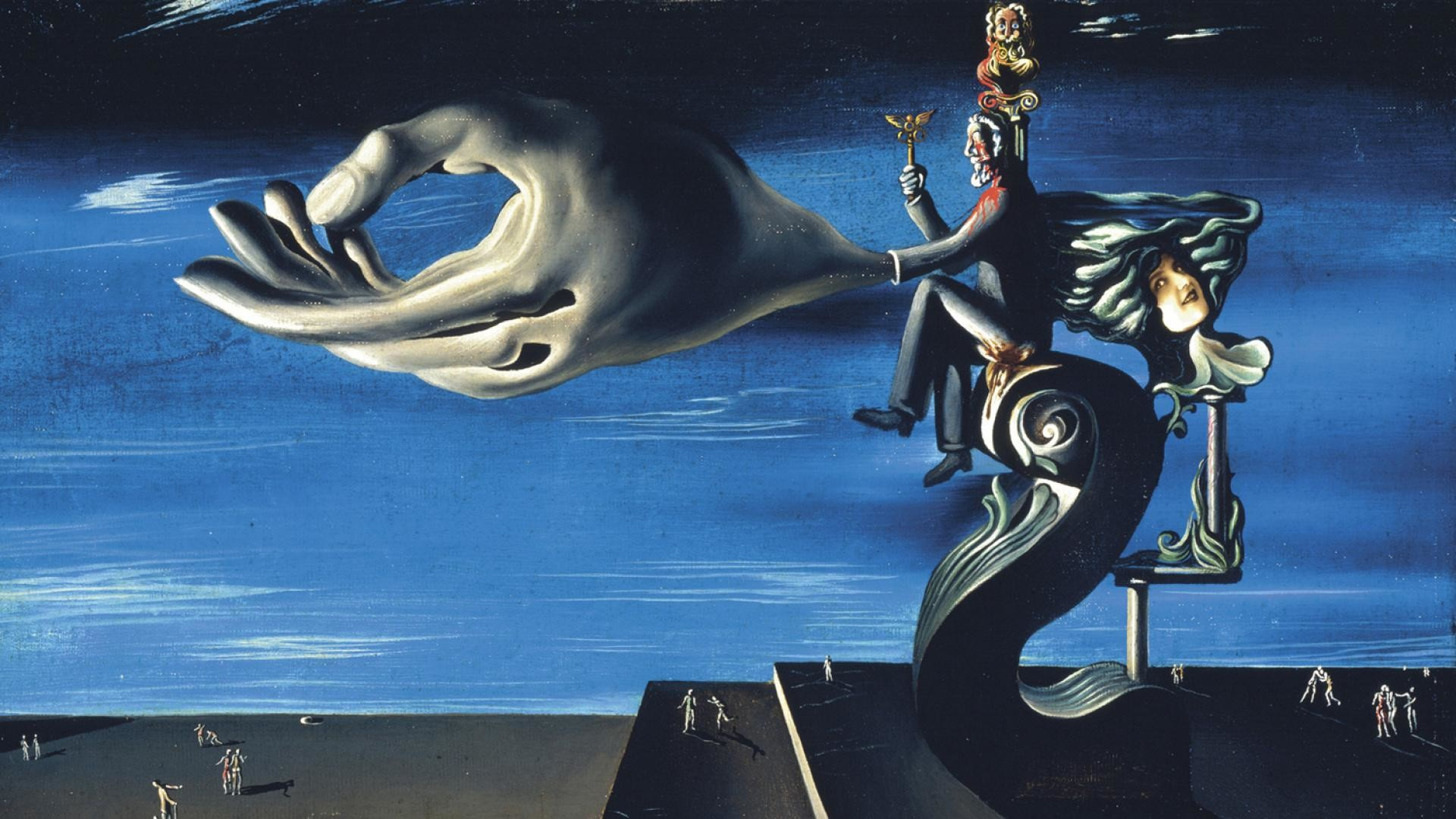 1920x1080 Salvador Dali Wallpapers  - WallpaperSafari