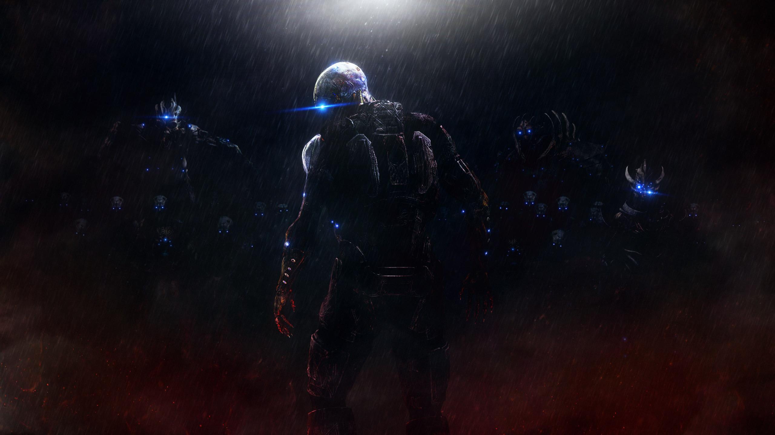Mass Effect Wallpaper 2560x1440 85 Images