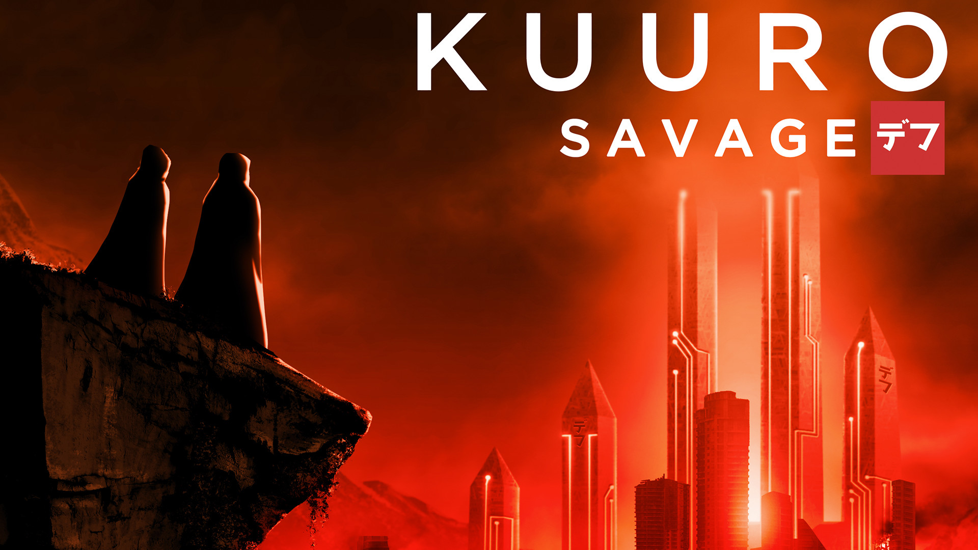 1920x1080 [Wallpapers] Kuuro - Savage