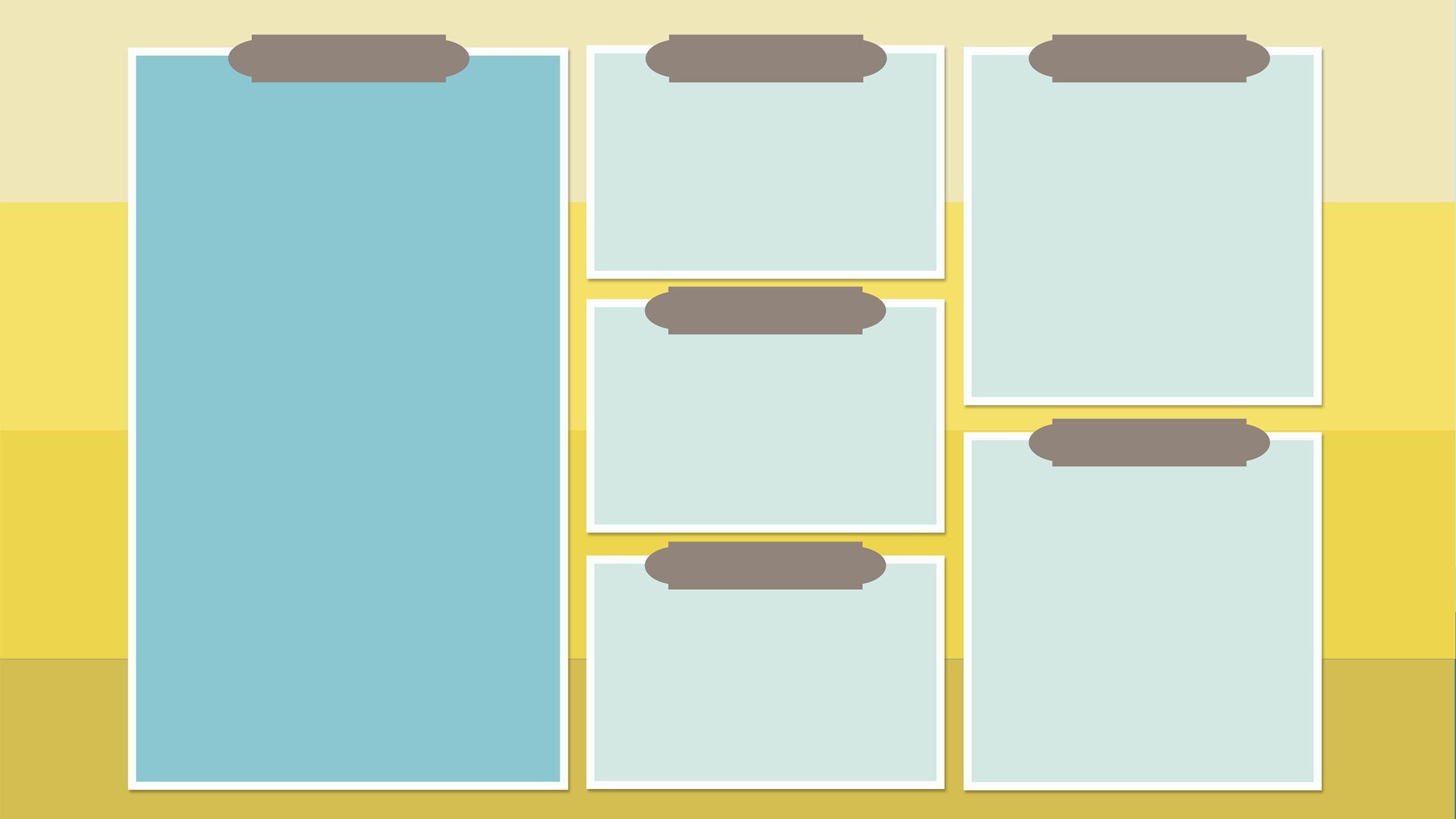 2560x1440 Desktop Icon Organizer Wallpaper Main