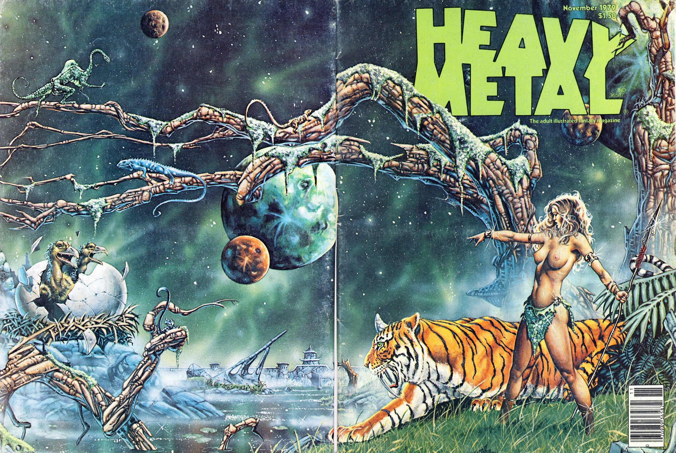 Heavy Metal Magazine Wallpaper 55 Images