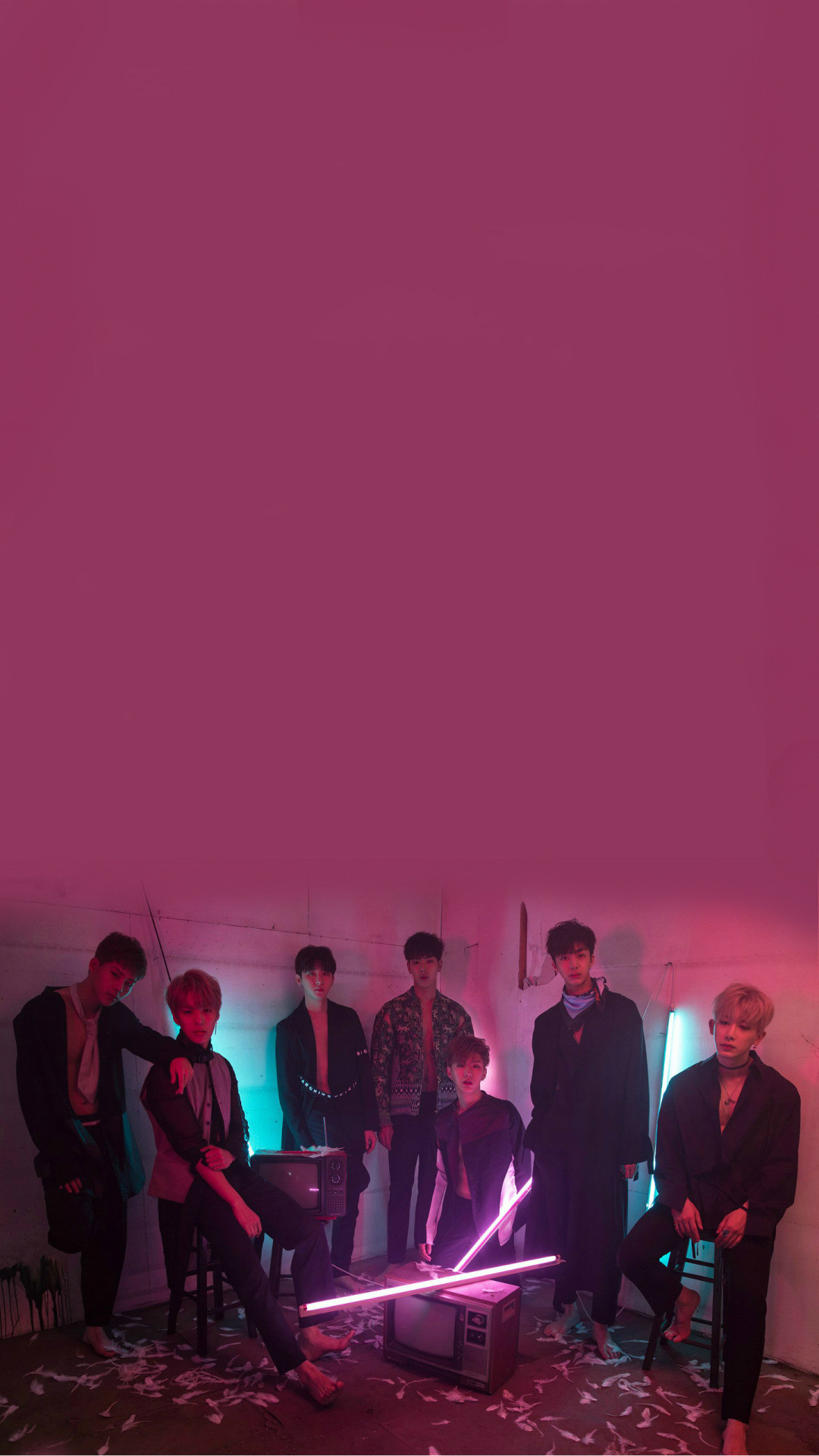 1080x1920 MONSTA X | All In Era - Wallpapers VIXX | Dynamite Era - Wallpapers Samsung  Galaxy S6