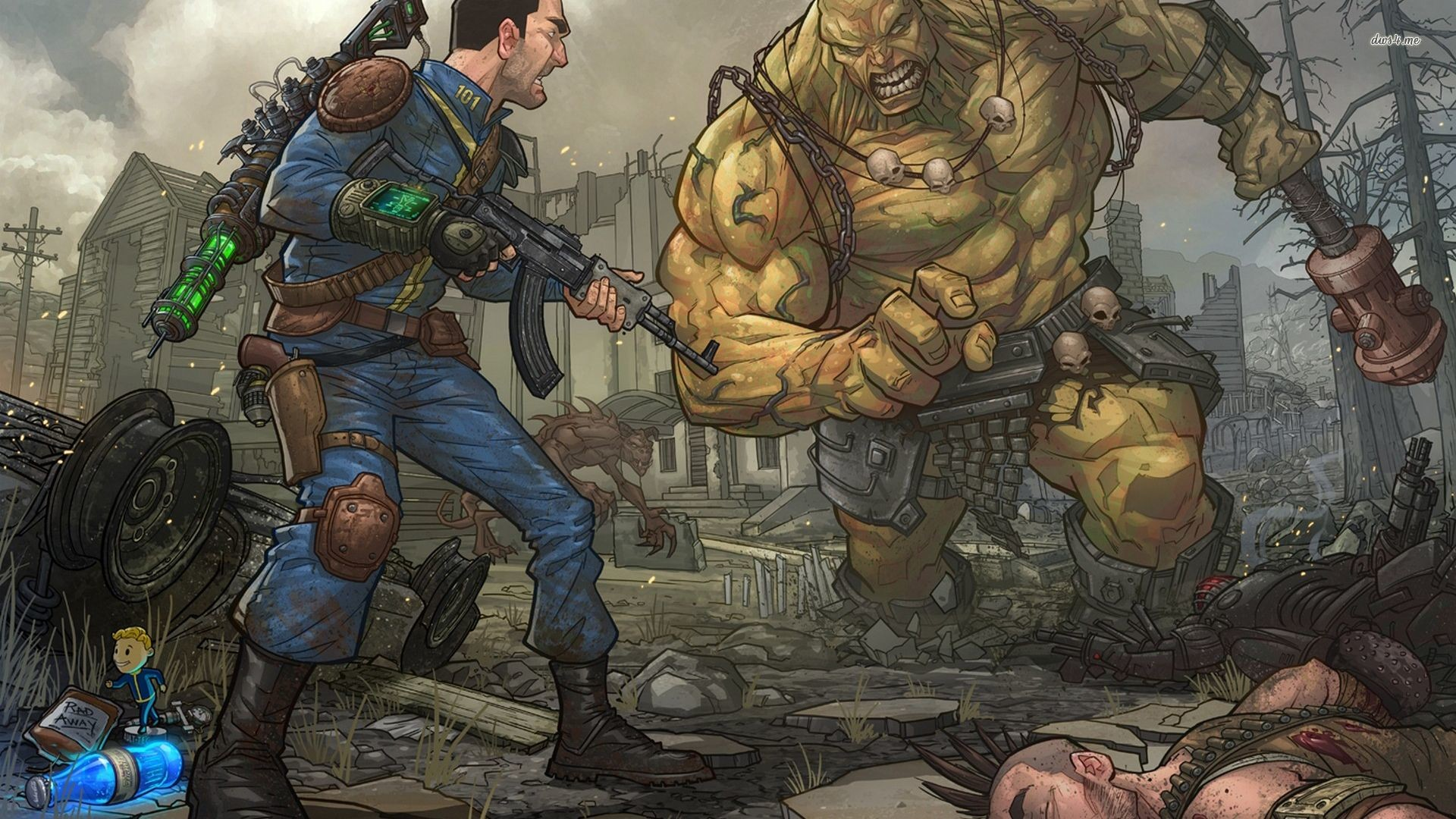 Fallout Wallpaper HD (76+ Images