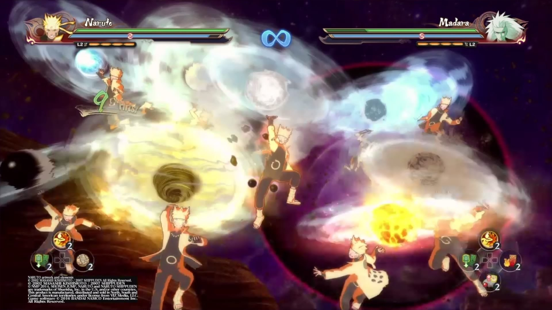 1920x1080 Naruto Shippuden: Ultimate Ninja Storm 4: Naruto Uzumaki(Six Paths Mode)All  Moves/Awakening! - YouTube