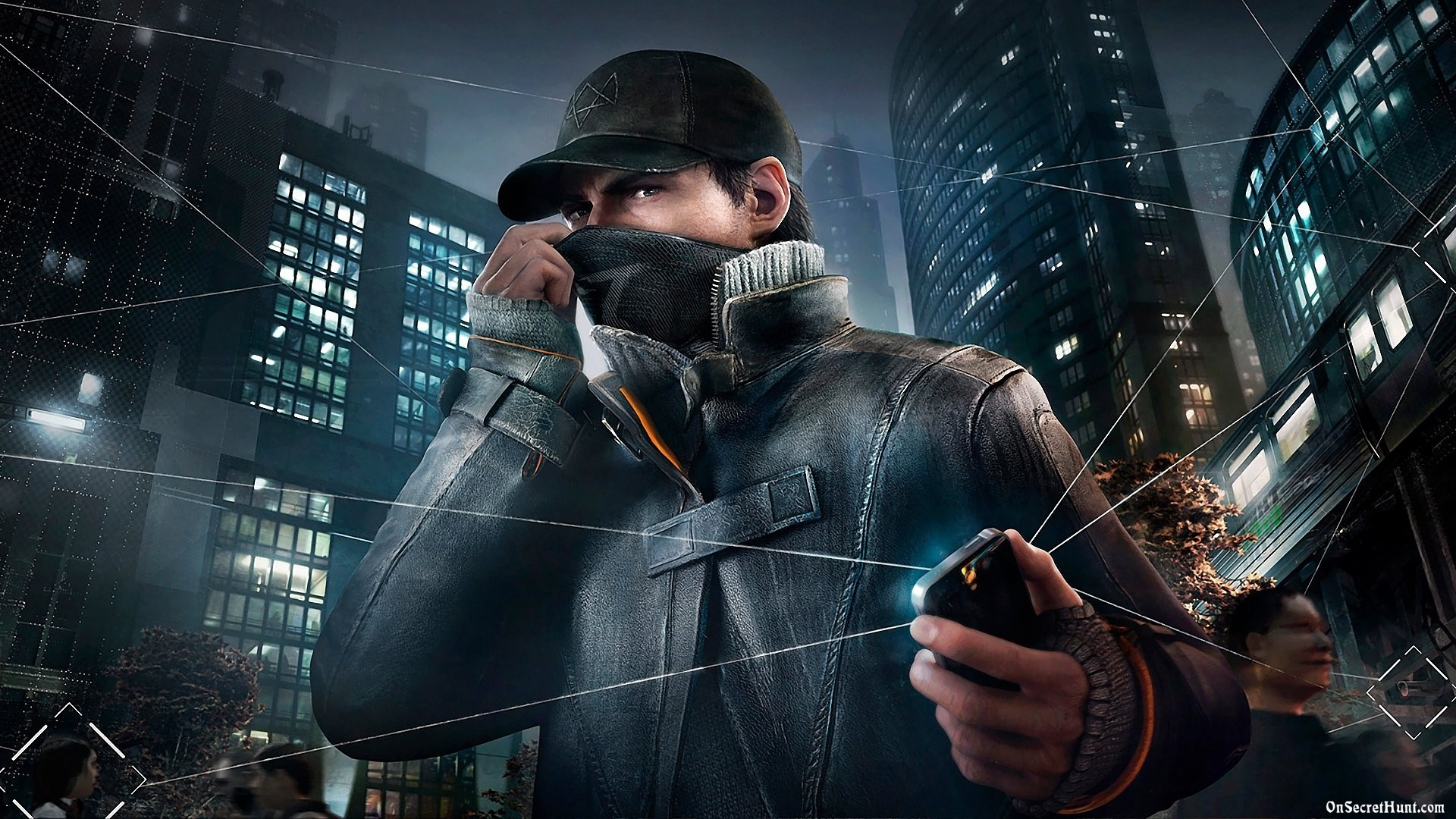 1920x1080 Watch Dogs Pc Cover
