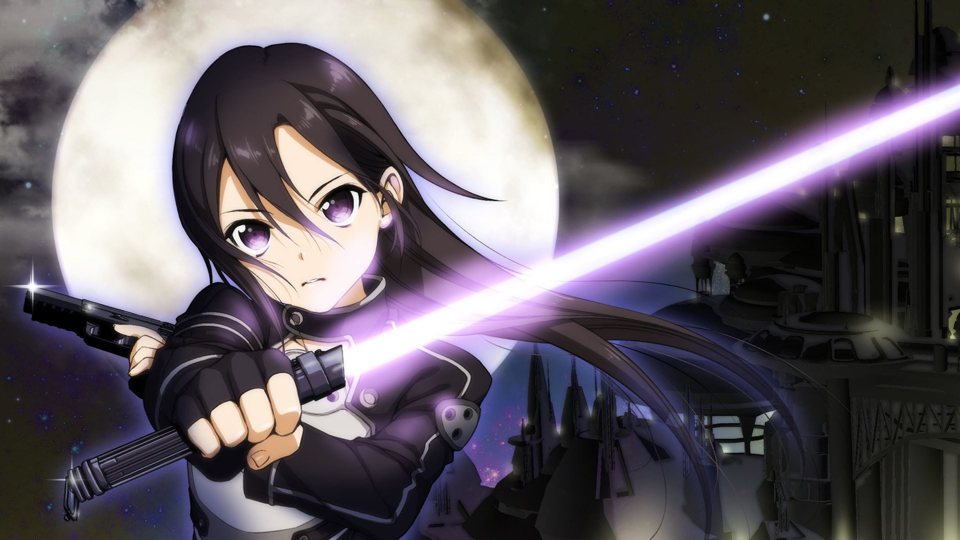 Anime fighting wallpaper 69 images - Girl with sword wallpaper ...