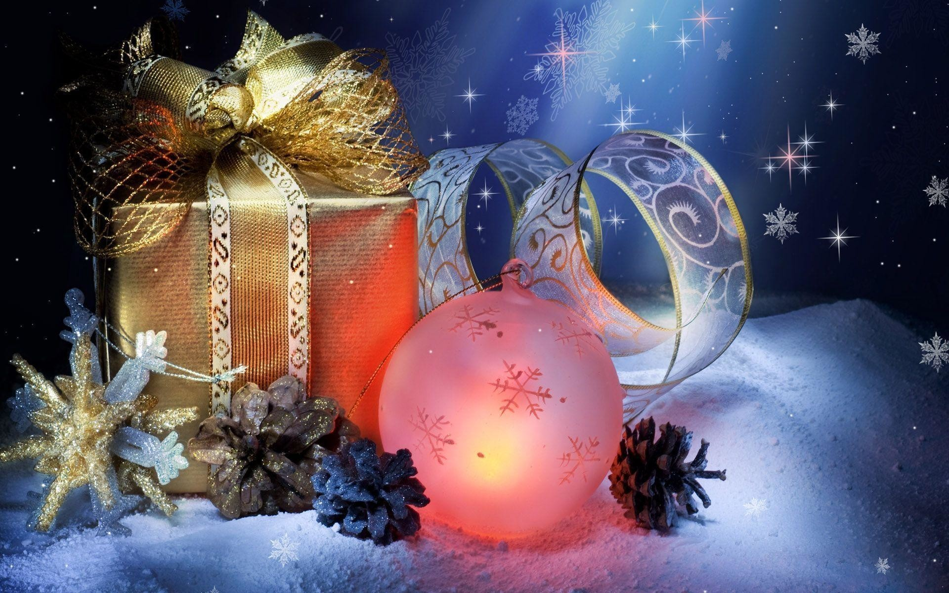 Christmas 3D Wallpapers (60+ images)