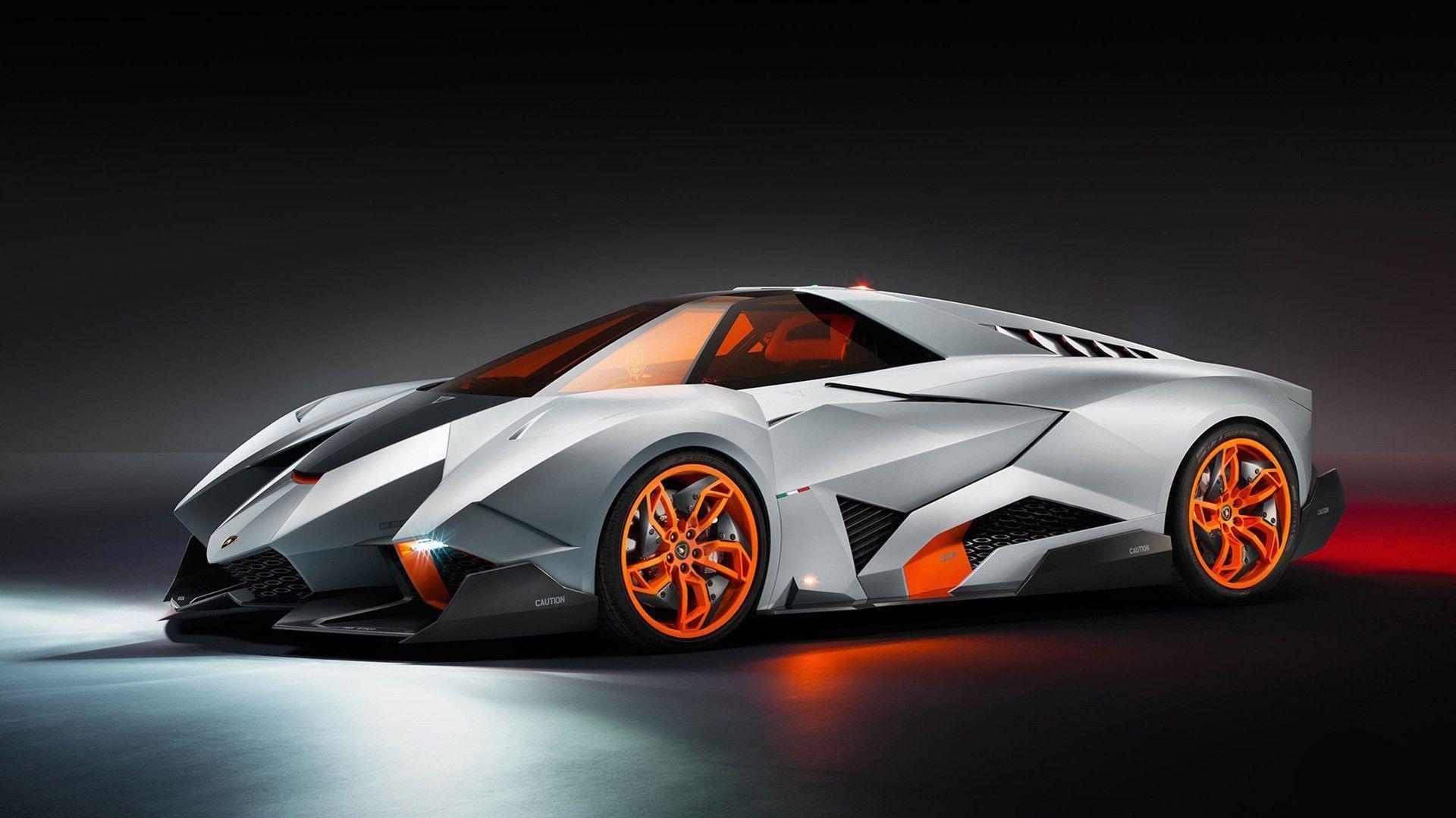 1920x1080 Lamborghini Egoista Concept Car 2017 Wallpaper Widescreen