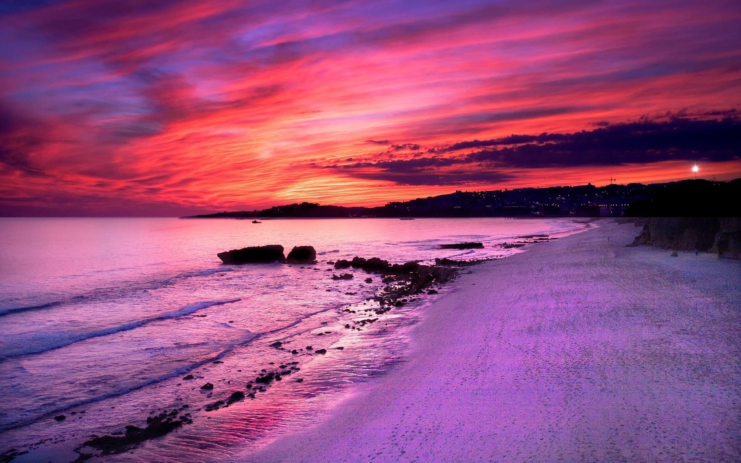 Beach Sunset Desktop Wallpaper (70+ images)Beach Sunset Backgrounds For Computer