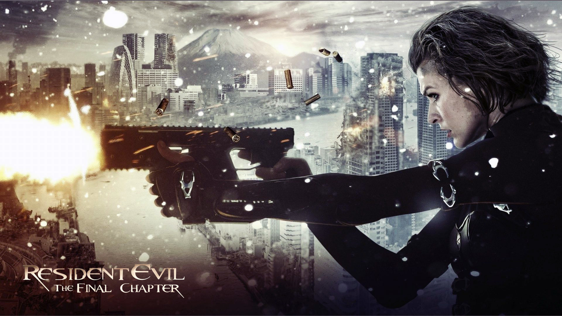 1920x1080 Resident Evil 6 The Final Chapter