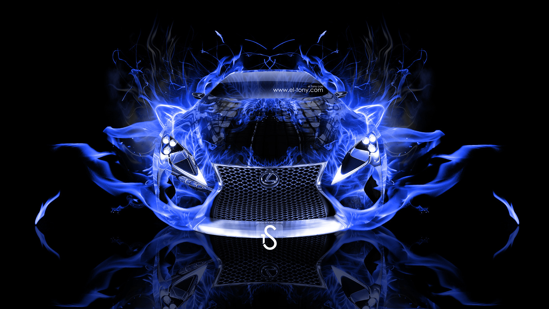 Cool Fire Wallpapers Images - Cool cars on fire
