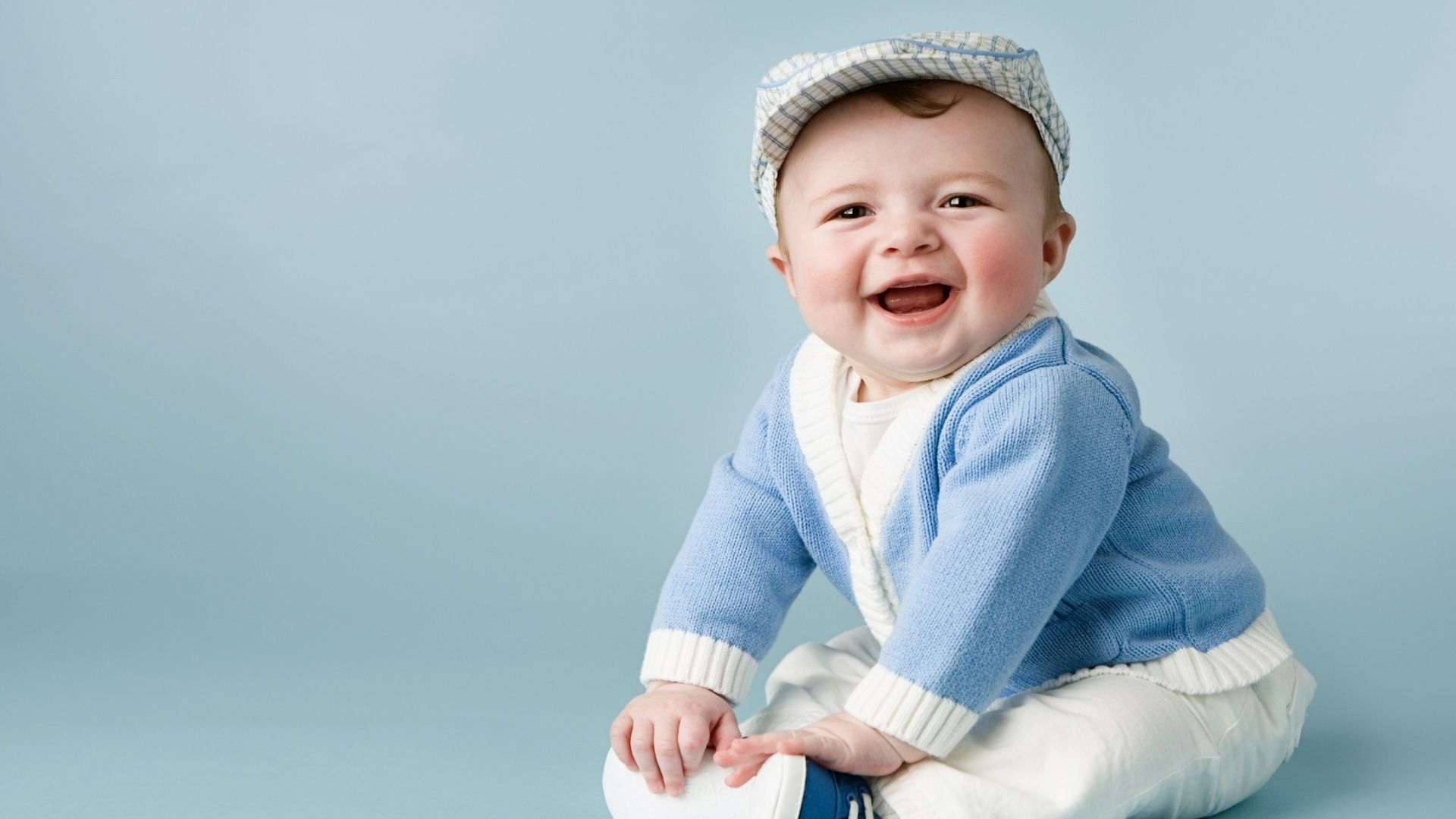 1920x1080 Funny Baby Wallpaper
