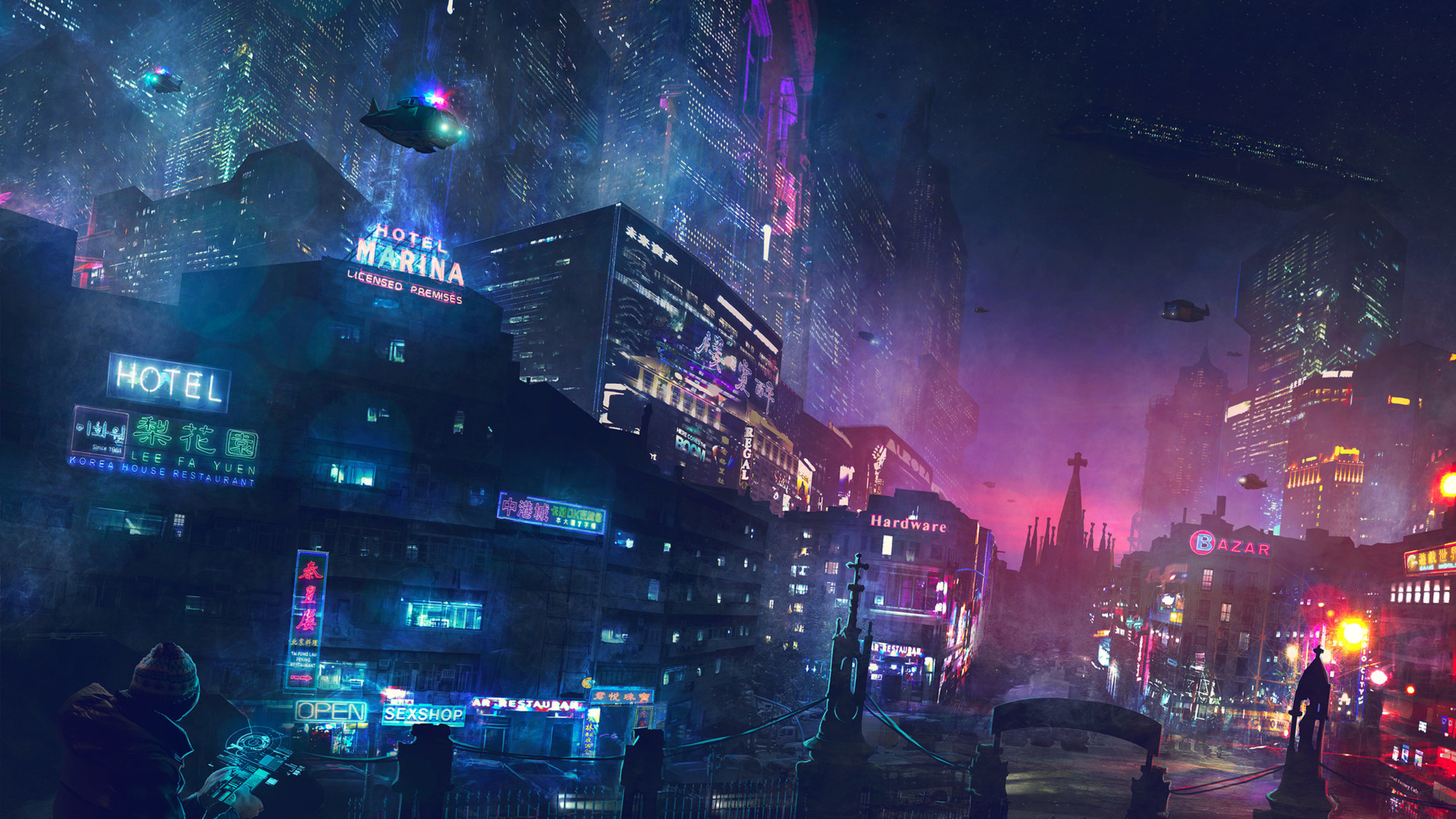 Cyberpunk Wallpapers 87 Images