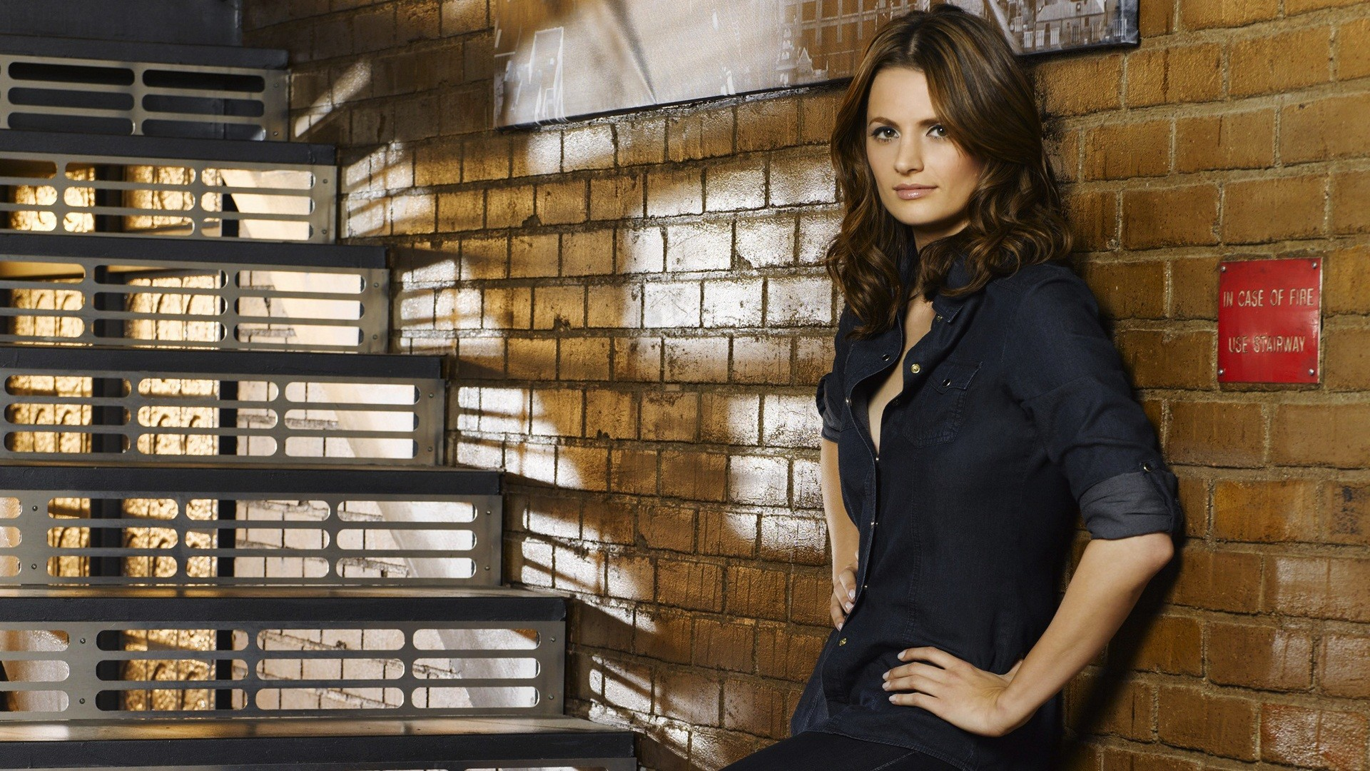 1920x1080 Stana Katic widescreen wallpapers