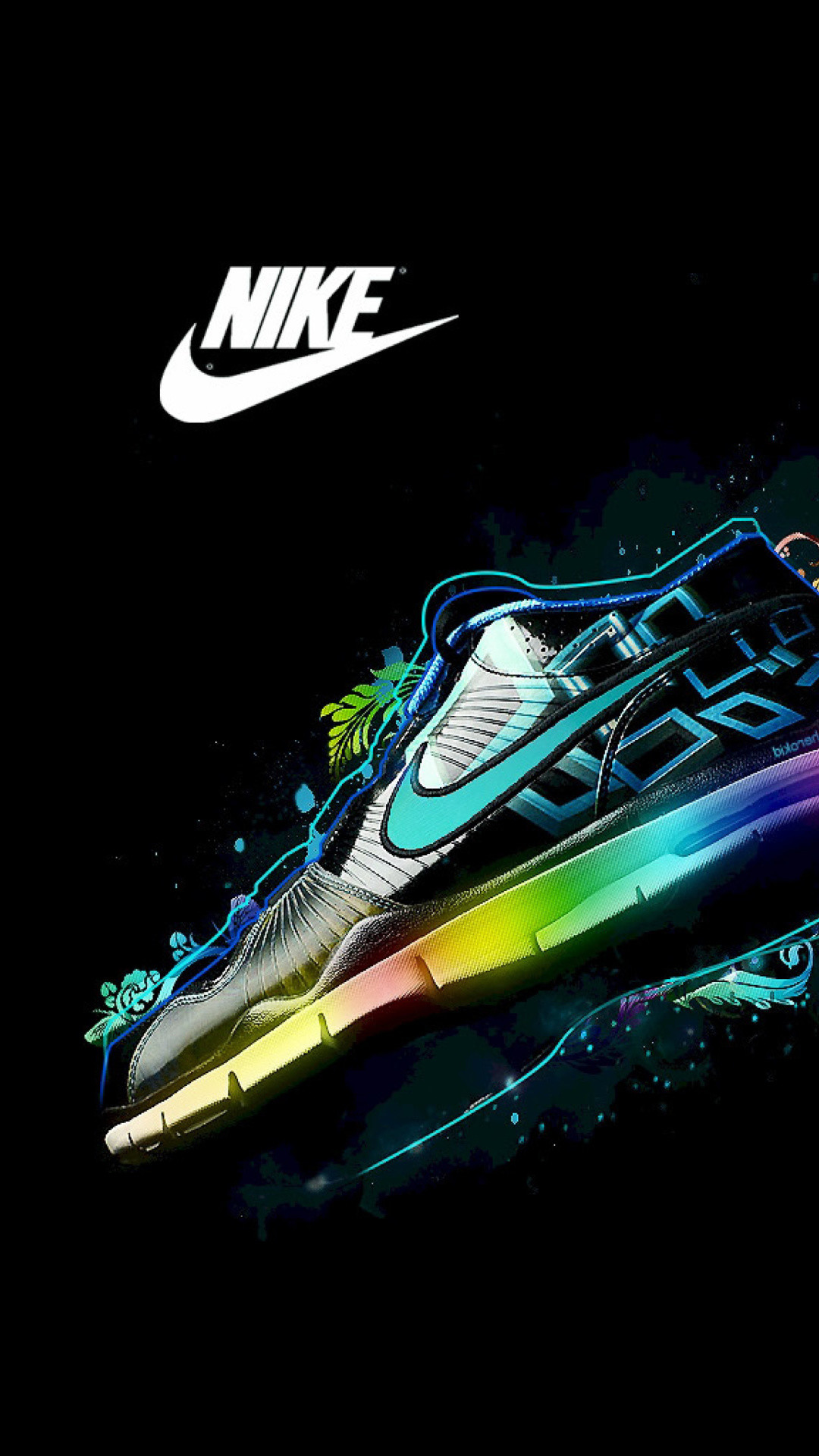 Wallpaper Iphone Nike 28 Images Free Nike Wallpapers For