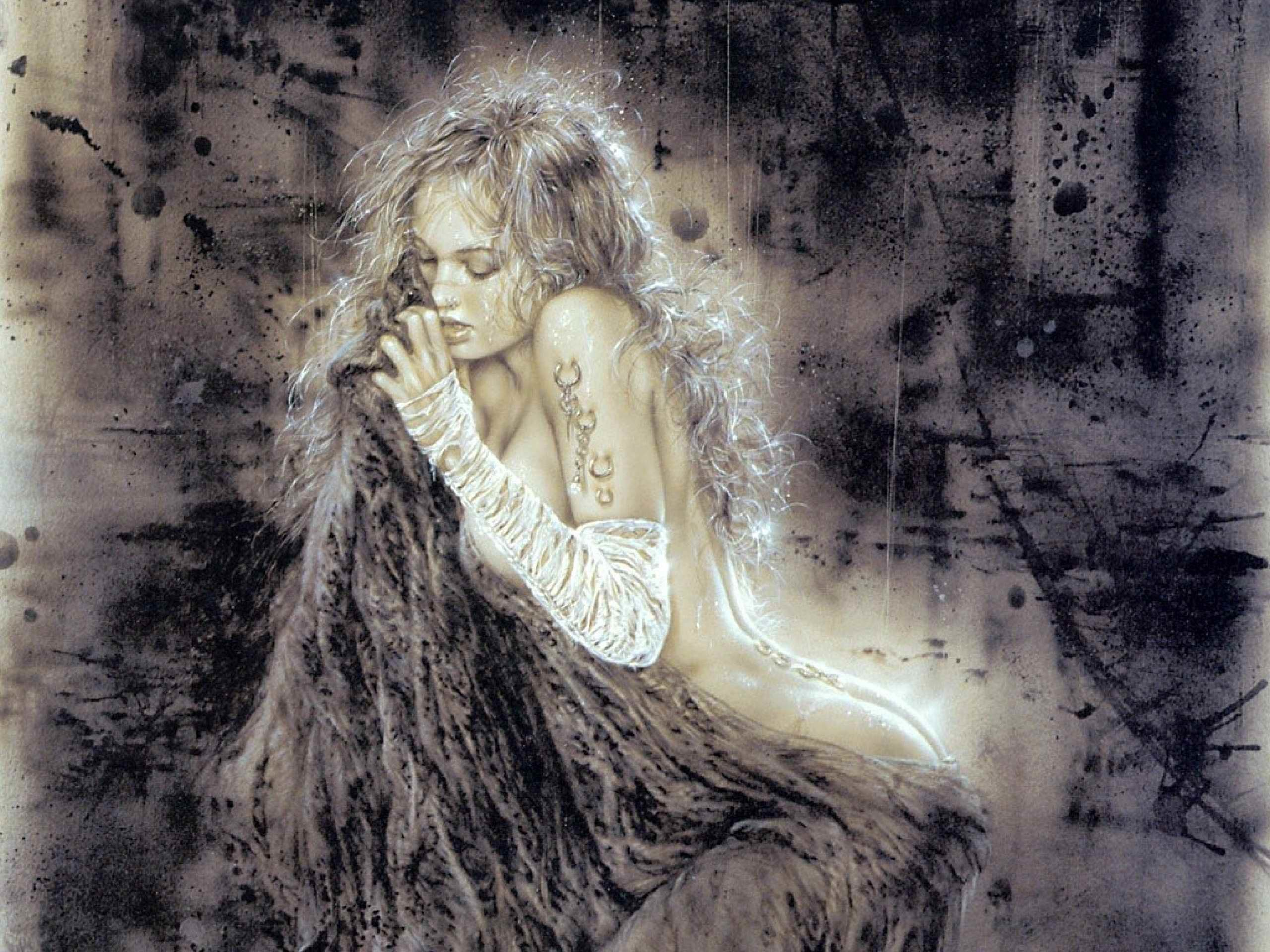 2560x1920 Luis Royo images Fantasy Woman HD wallpaper and background photos