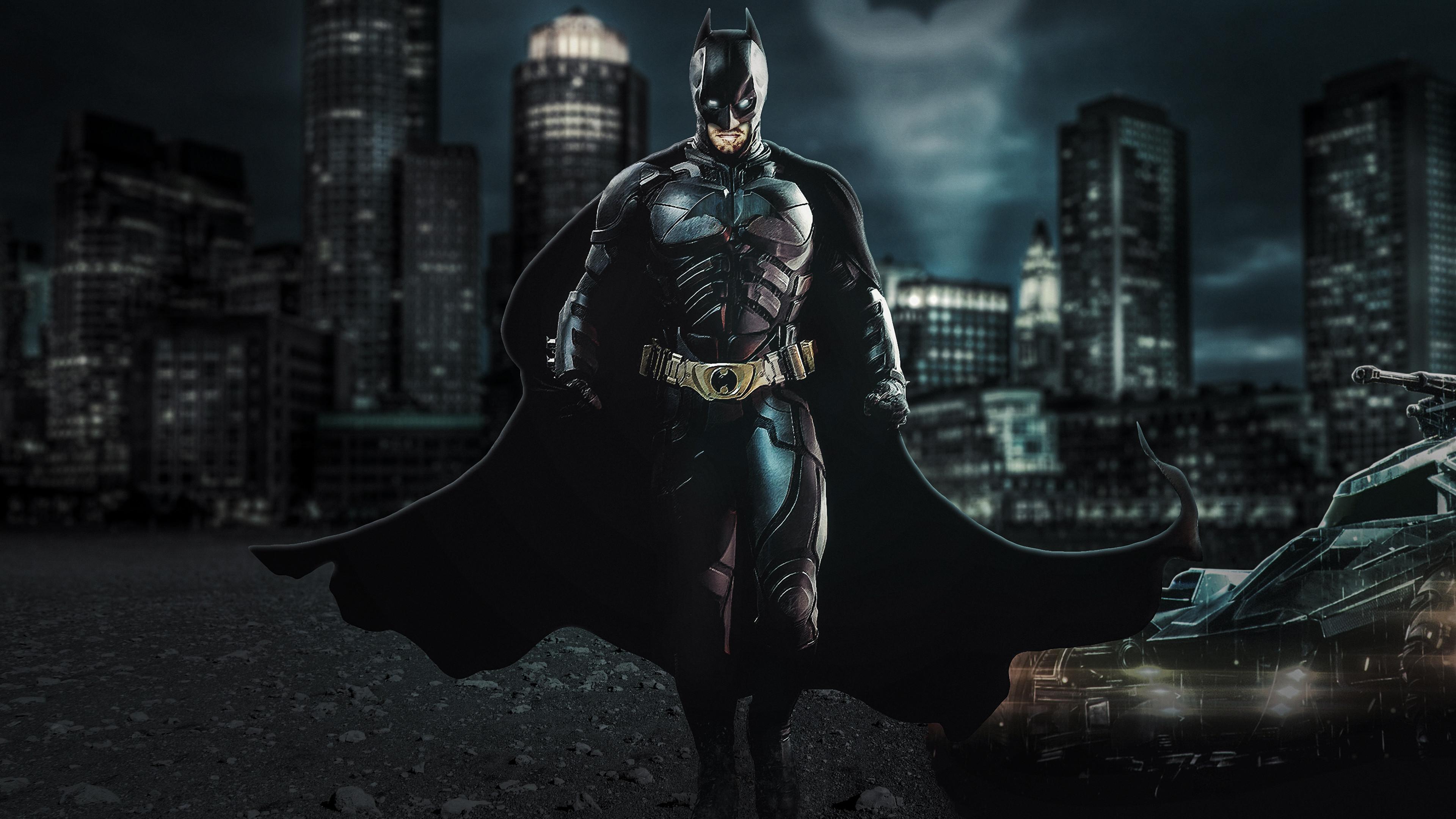 Batman 4K Wallpaper (71+ images)