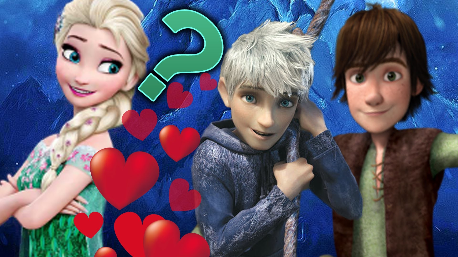 elsa and jack frost wallpapers 79 images