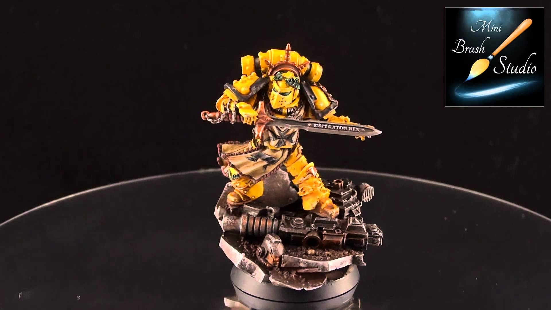 1920x1080 Forge World - Sigismund First Captain of the Imperial Fists