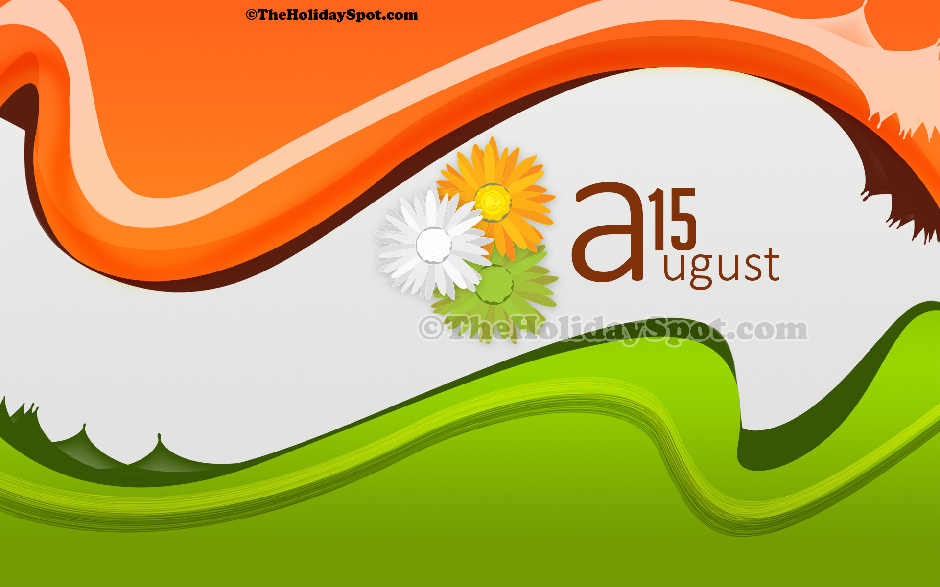 1920x1200 15th August (Indian Independence Day) Wallpapers