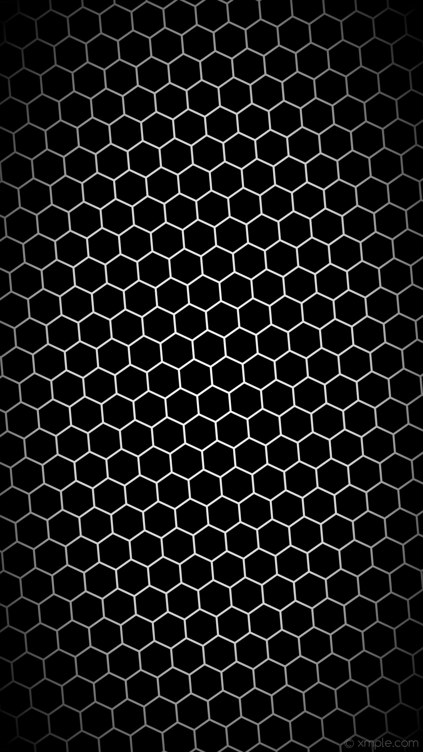 Black Hexagon Wallpaper 84 Images