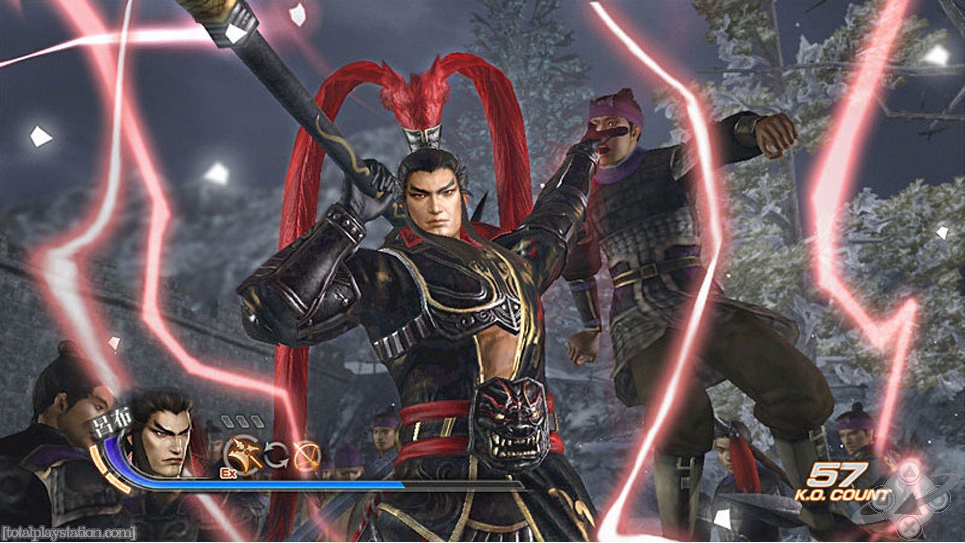 1920x1080 Dynasty Warriors 7 Wallpapers | playstationwallpapers.com