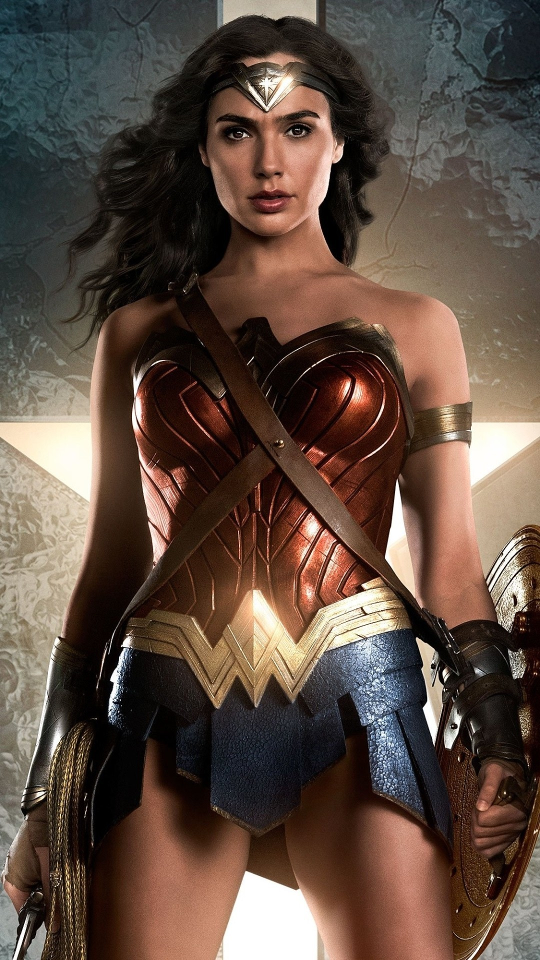1080x1920 Wonder Woman Wallpaper For Android resolution