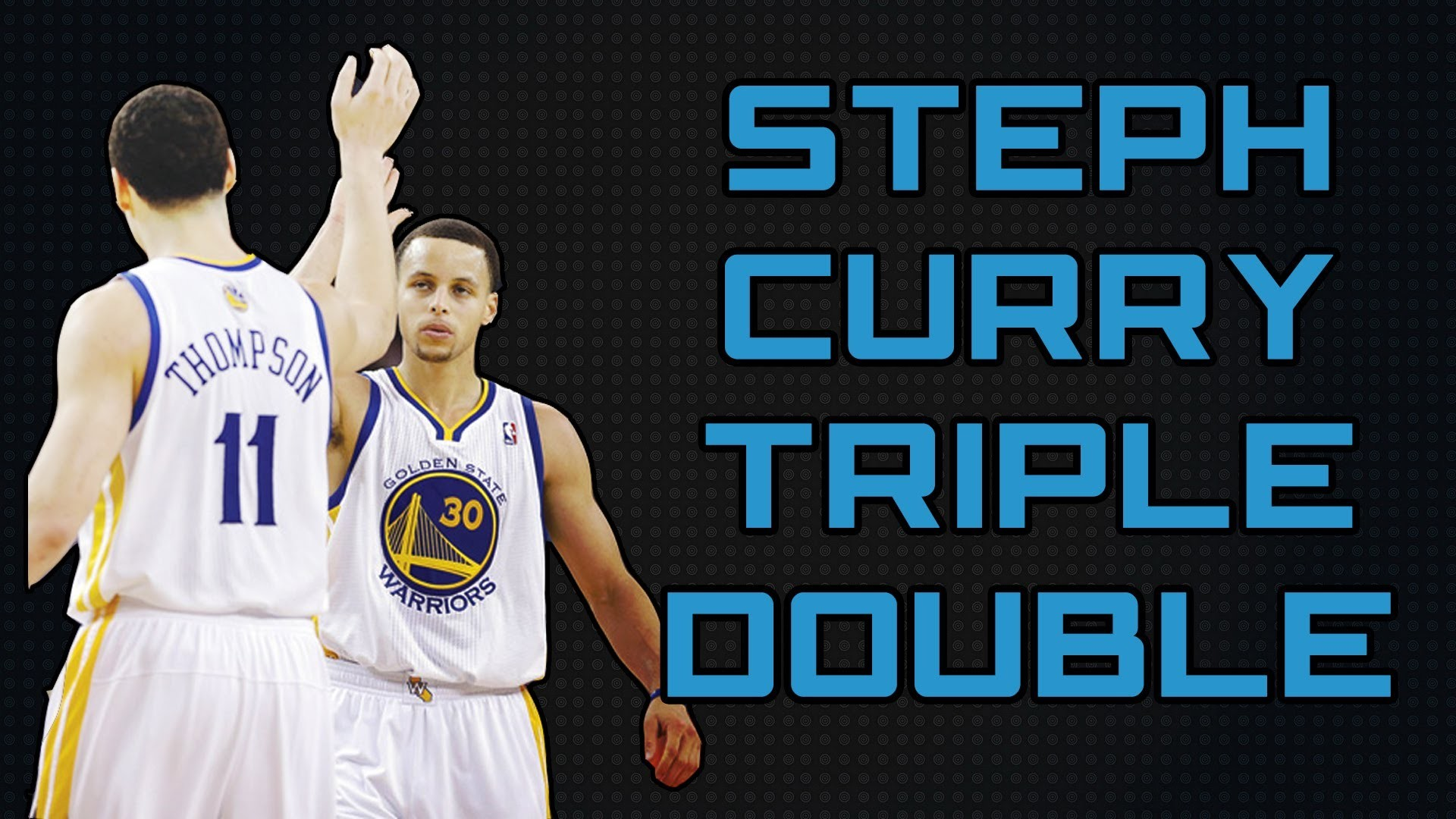 1920x1080 Triple Double + Splash Brothers Consume Grizzlies Defense - YouTube .