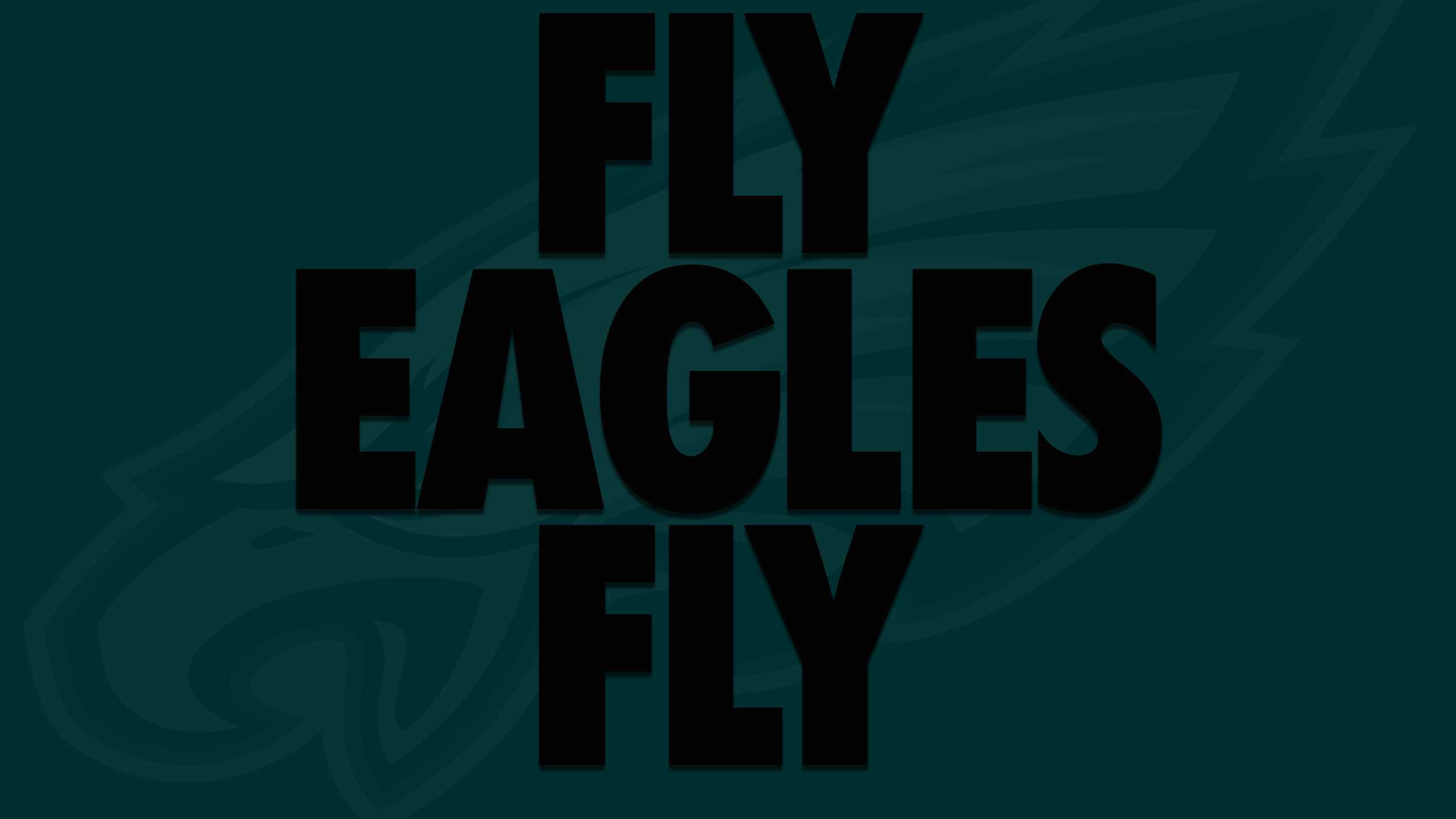 2560x1440 More Eagles