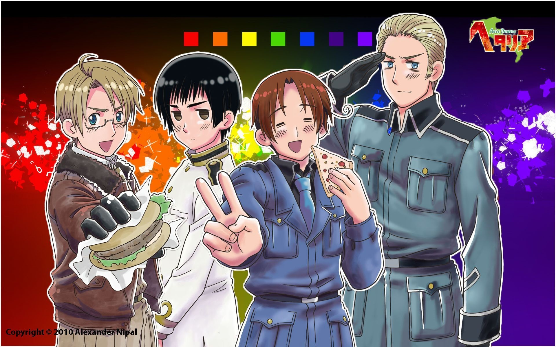 1920x1200 Hetalia Wallpaper - blazeandarose Wallpaper (25480147) - Fanpop