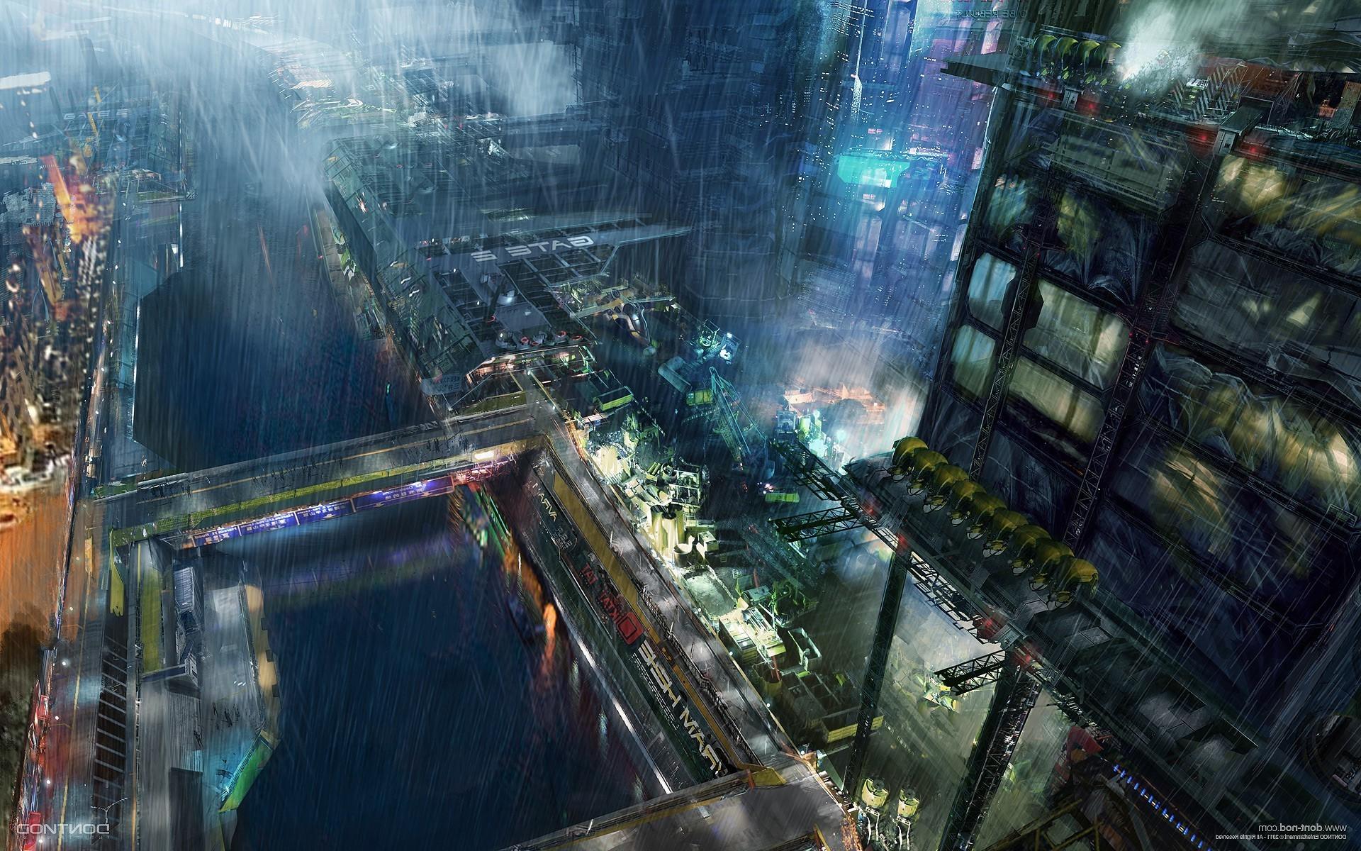 Cyberpunk Wallpaper 84 Images