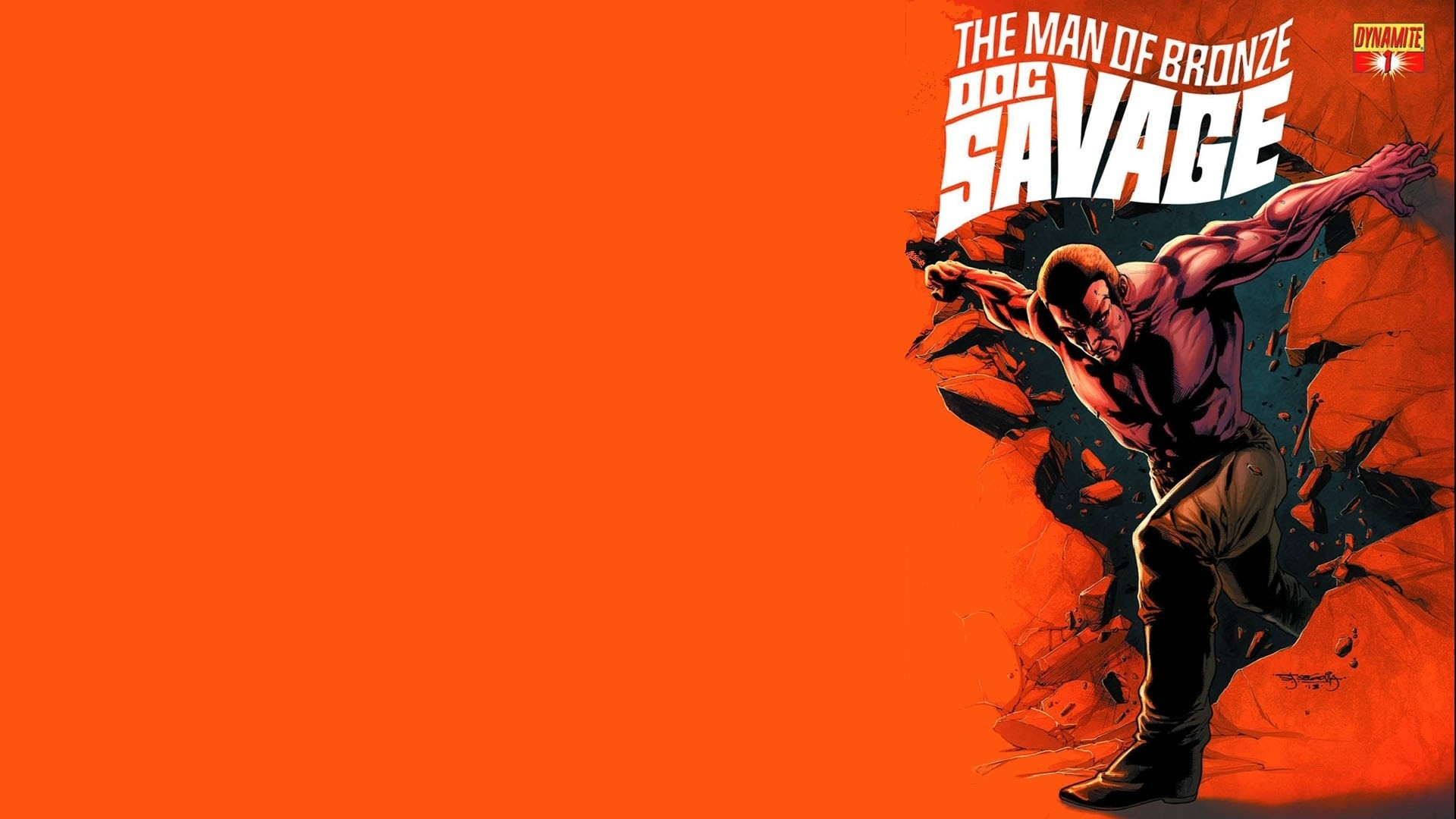 1920x1080 doc savage wallpaper ...
