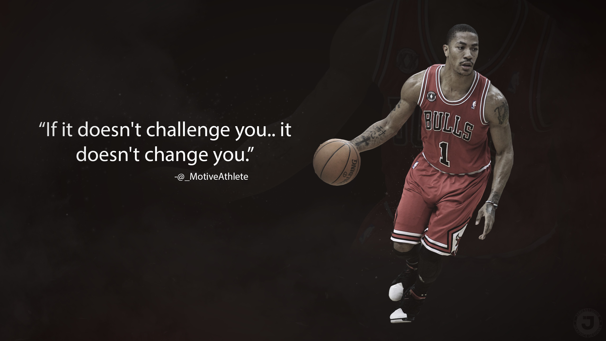 2560x1440  Derrick Rose Inspirational Quotes. QuotesGram