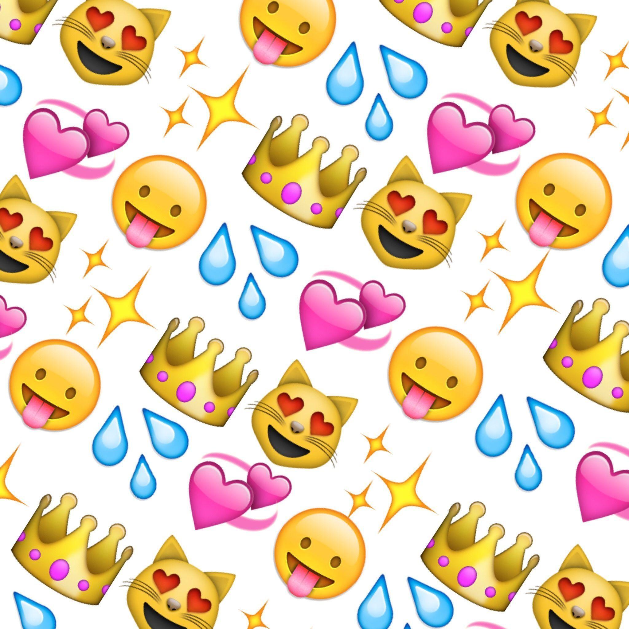 2048x2048 Queen emoji | Emoji wallpapers | Pinterest | Wallpapers and Queen