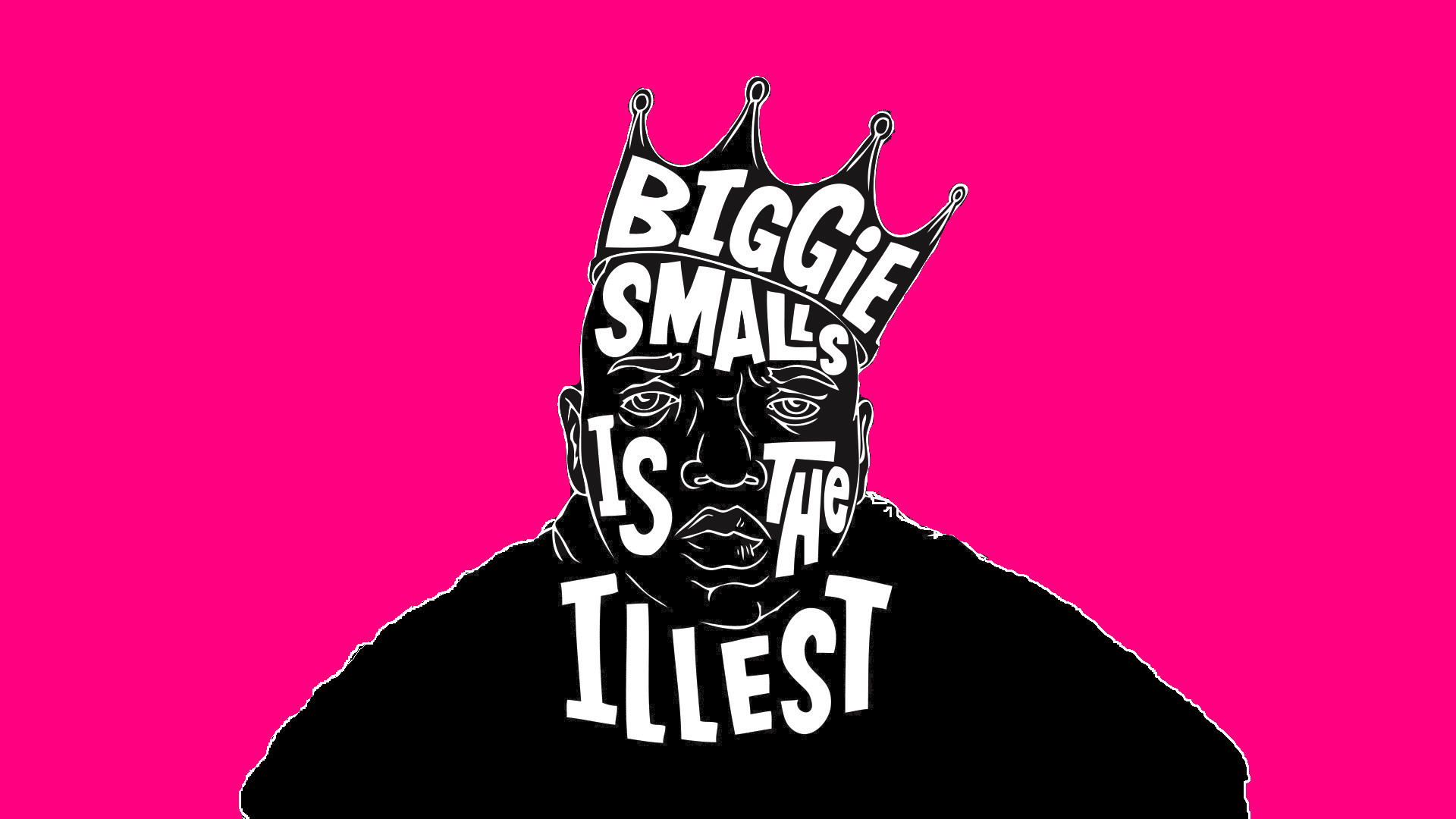 1920x1080 Biggie Smalls is the Illest Wallpaper for Phones and Tablets
