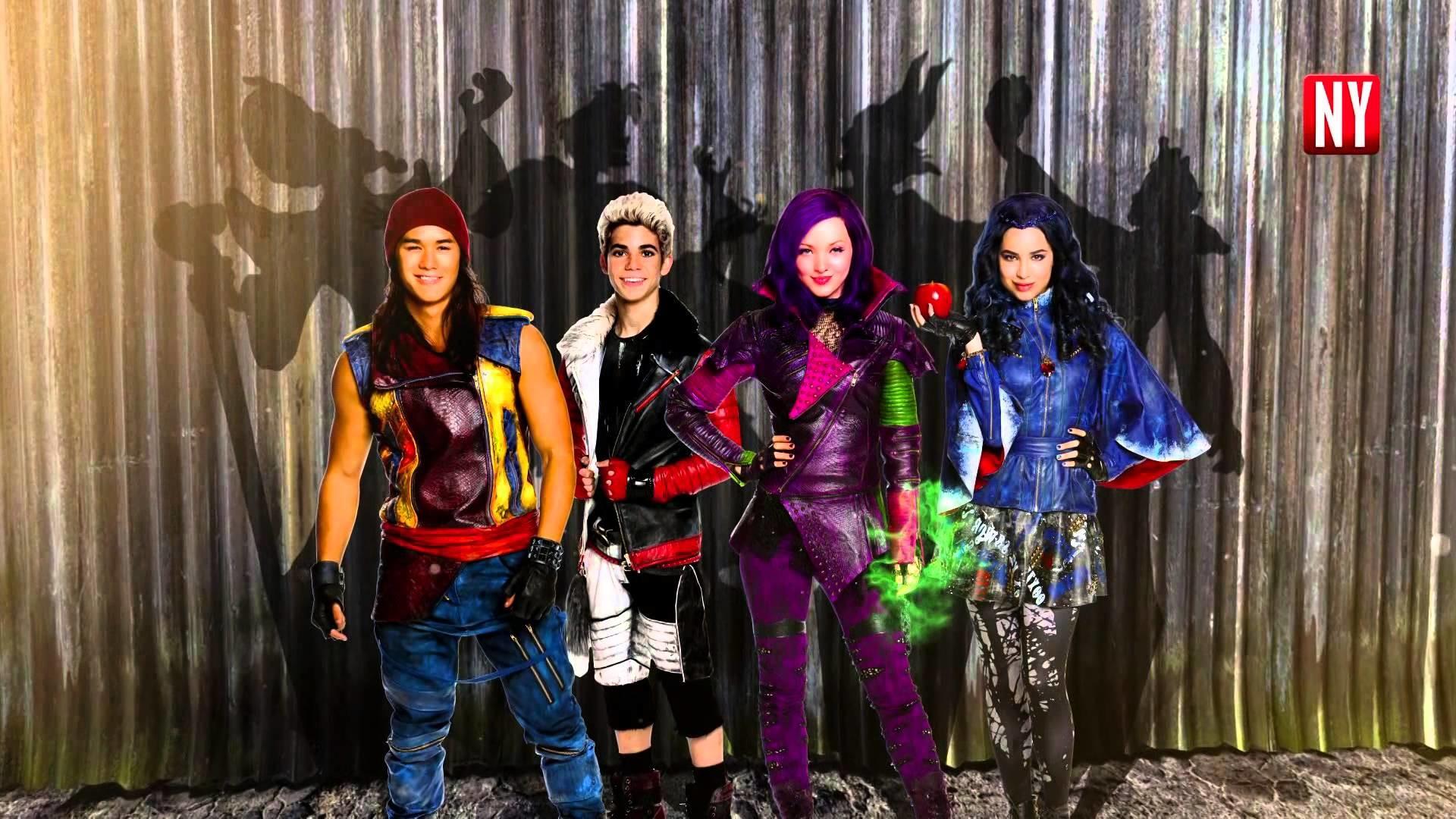 1719x2256 printable activities featuring Disney Channel Movie Descendants #free .