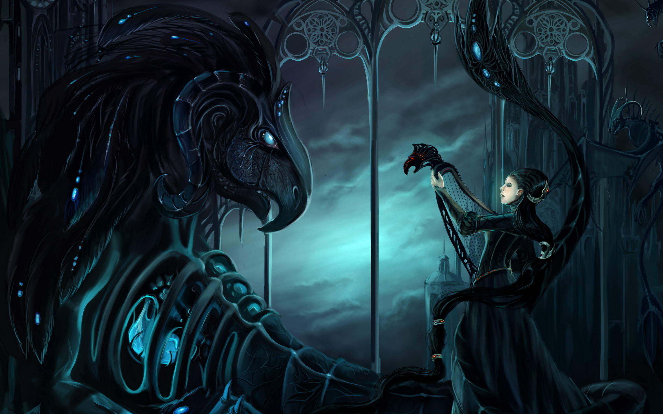Dark Fairy Wallpaper 61 Images