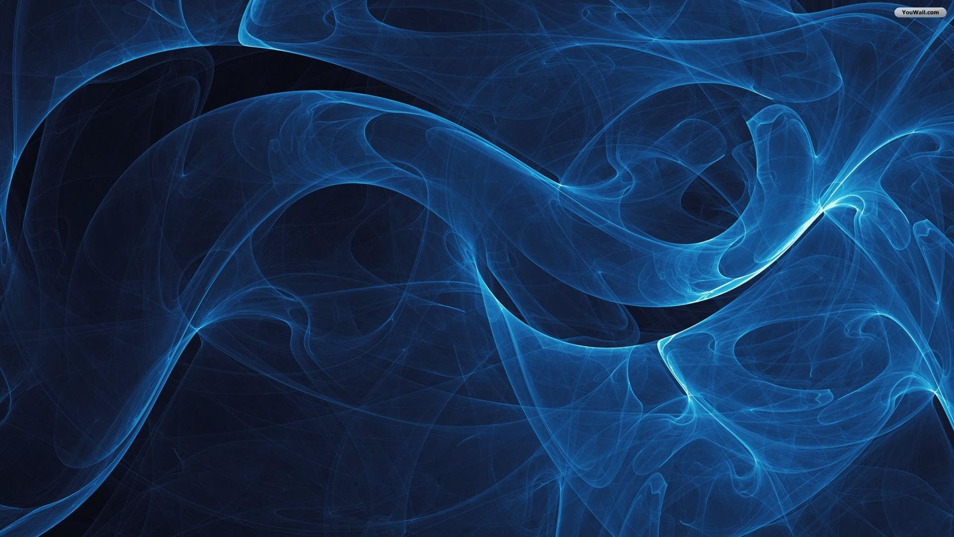 1920x1080 ... black and blue abstract wallpaper wallpapersafari ...