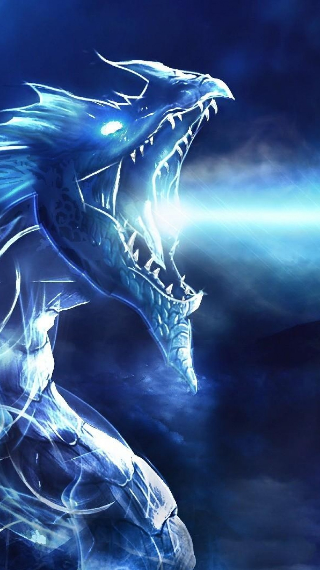 Lightning dragon wallpapers 65 images - Dragon backgrounds ...