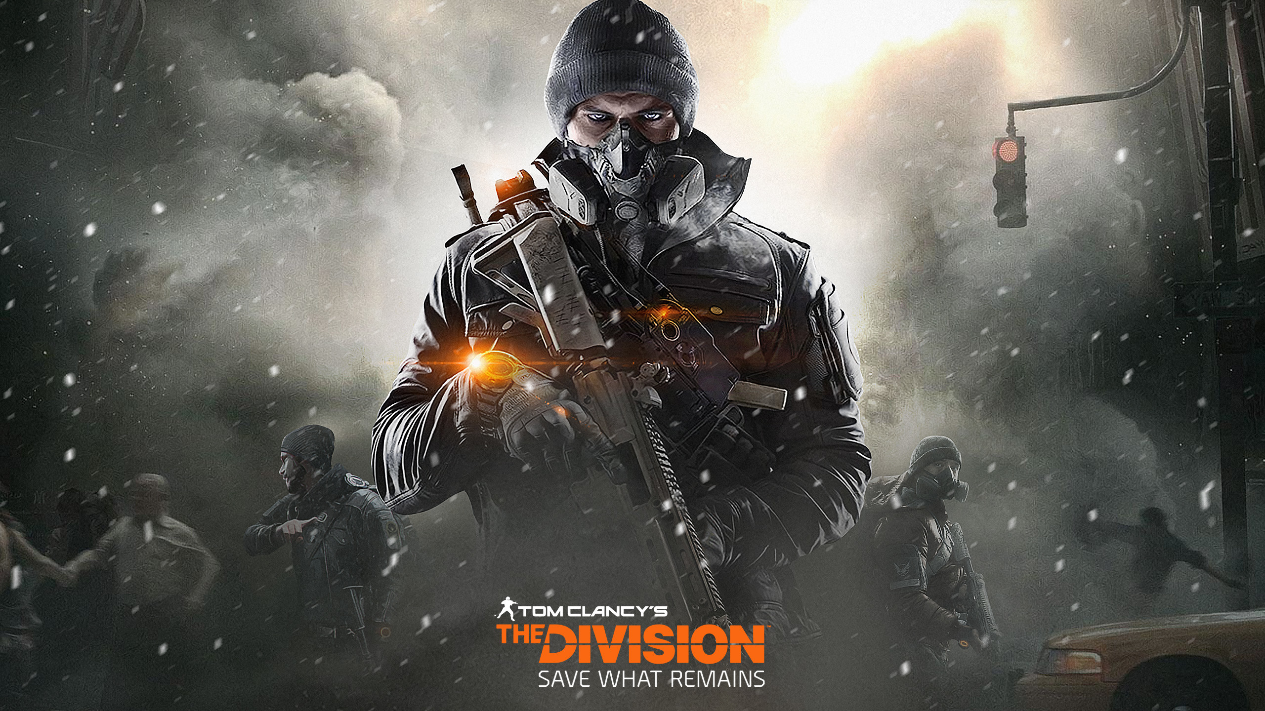 The Division 4k Wallpaper 76 Images